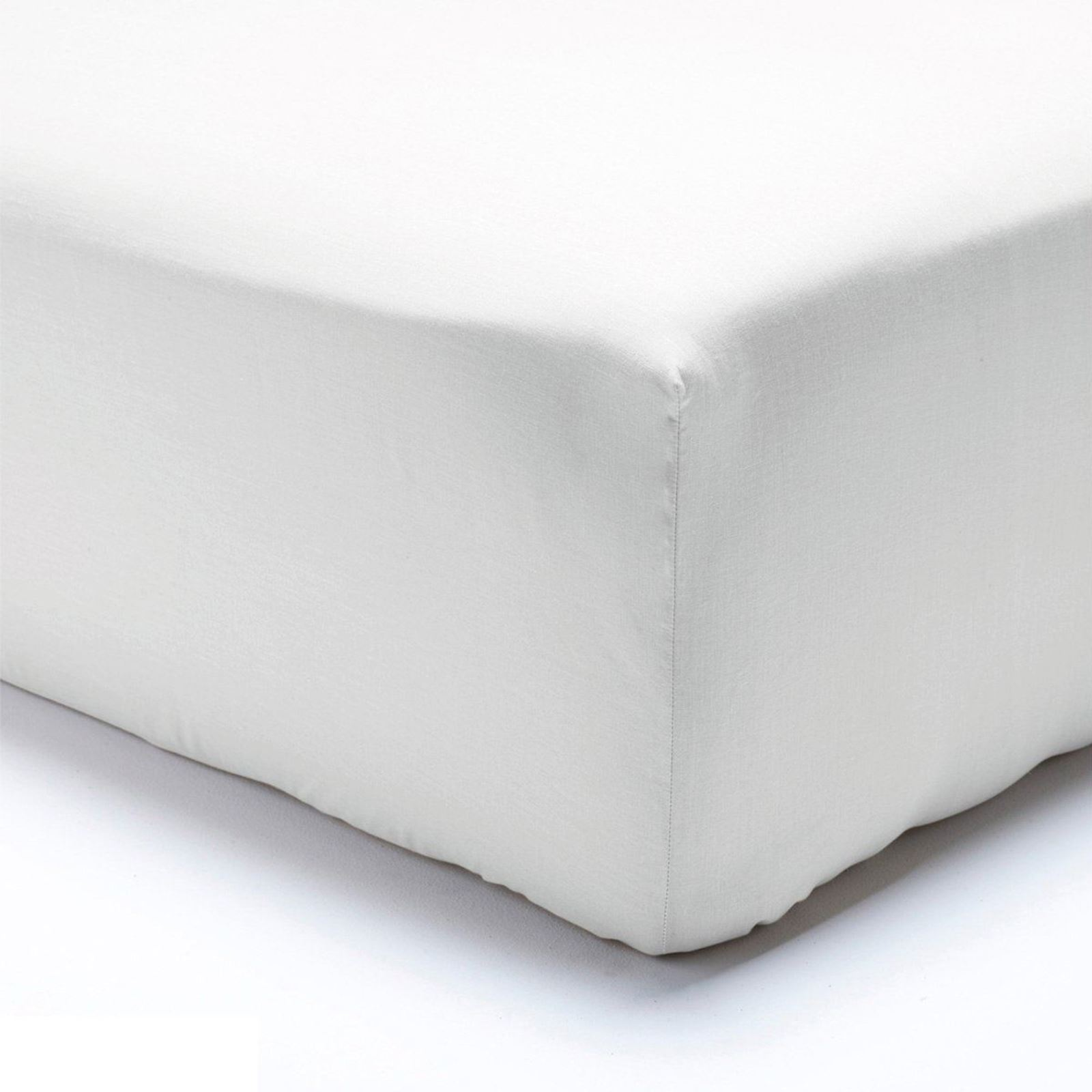 Extra-Deep-Egyptian-100-Fitted-Sheets-Bed-Sheets-Pillow-Cases-Double-King thumbnail 6