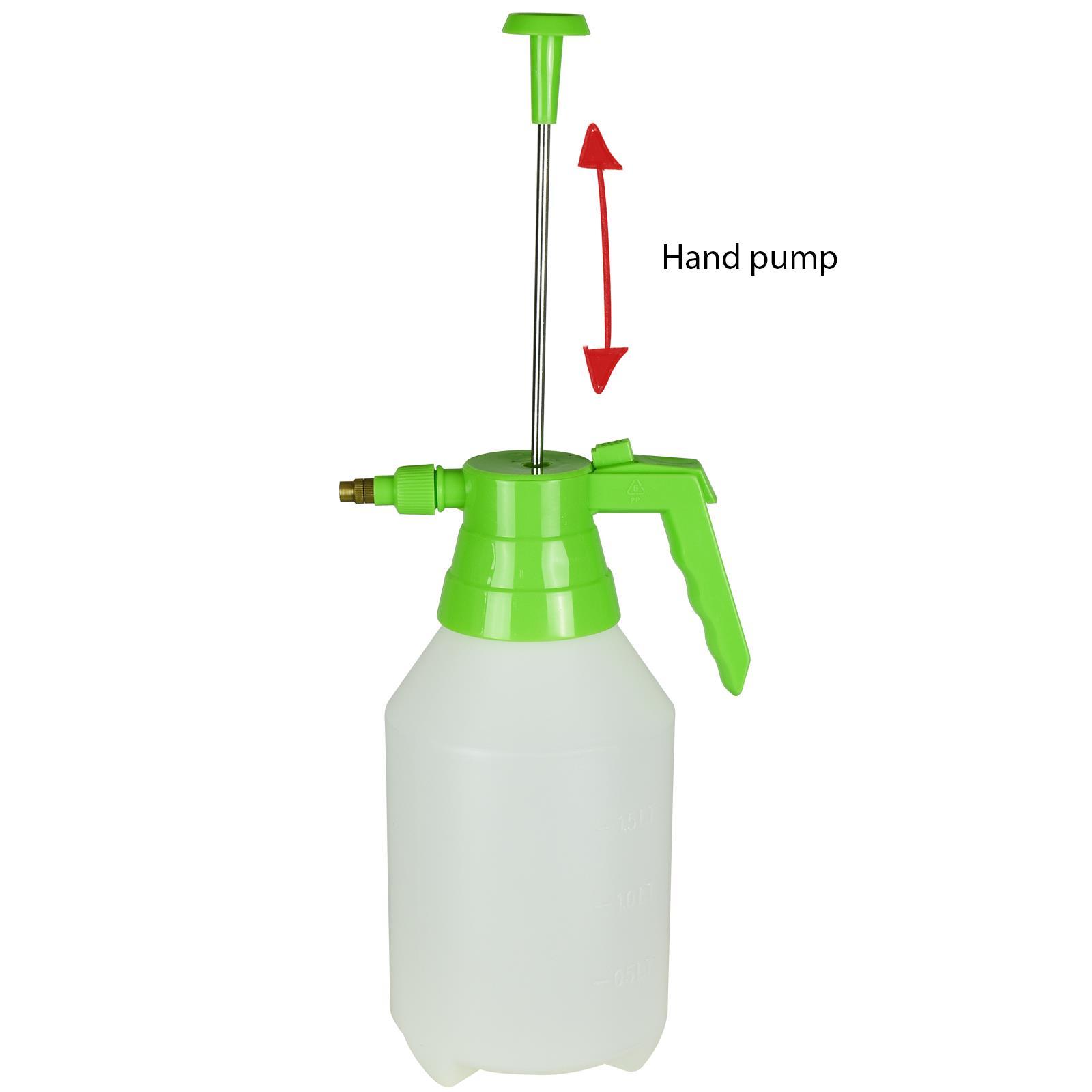 8 LT Jardin Pression Pulvérisateur Sac À Dos Désherbant Chimique clôture bouteille d/'eau UK