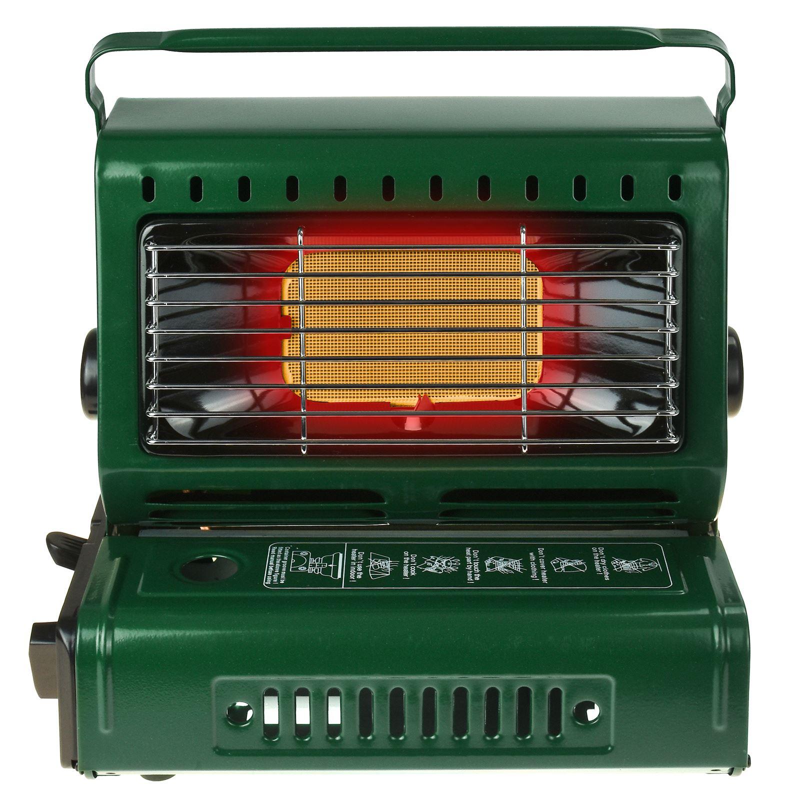 Portable Butane Gas Heater Element Safe