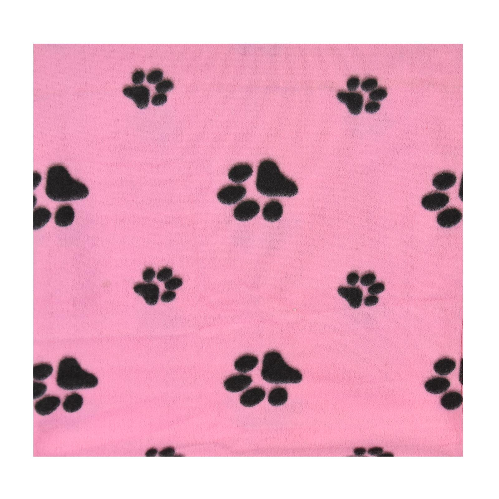 Warm-Pet-Mat-Paw-Print-Cat-Dog-Puppy-Fleece-Soft-Blanket-Bed-Cushion-One-Size thumbnail 15