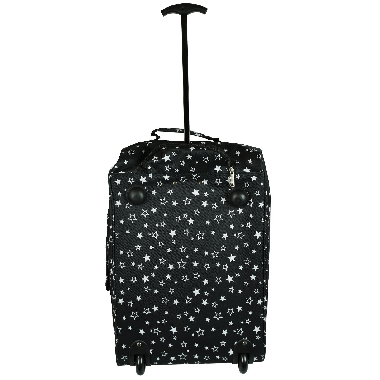 Cabin-Hand-Luggage-Trolley-Bag-Small-Travel-Flight-Suitcase-Holdall-Wheeled thumbnail 20