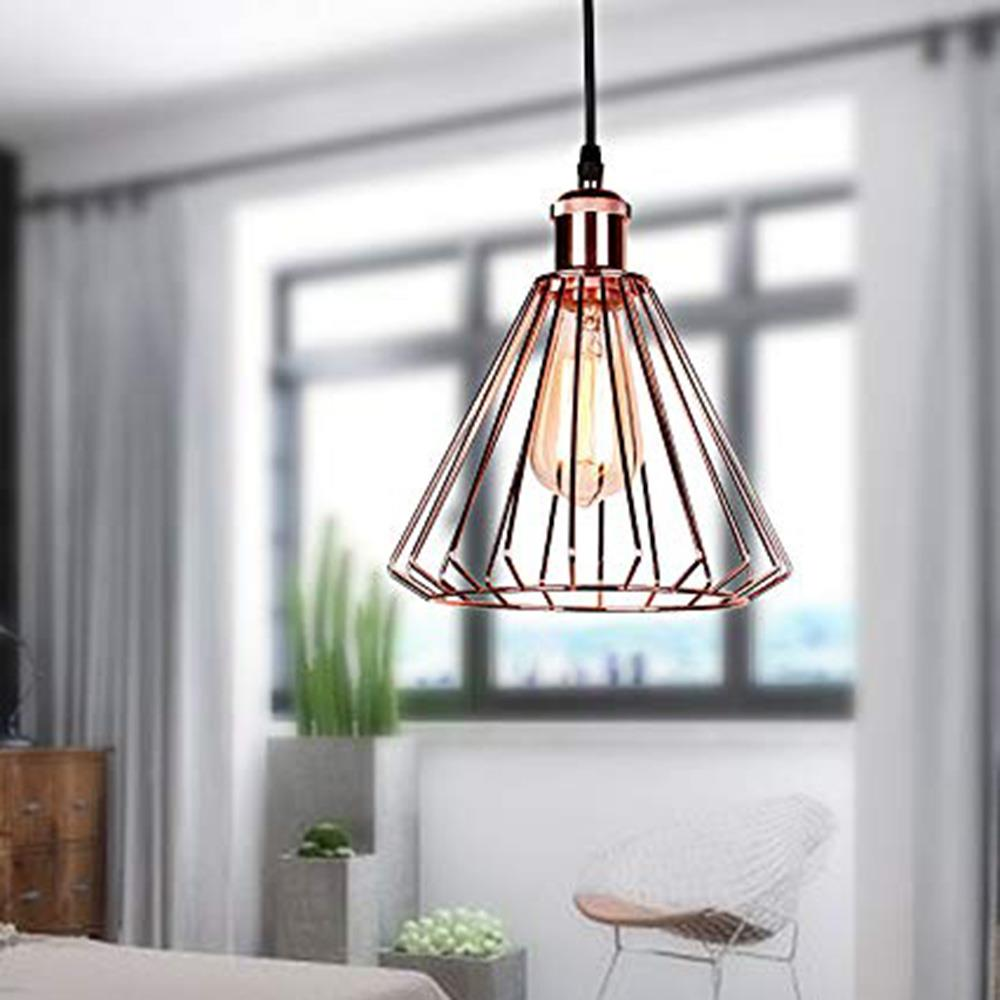 Modern-Chandelier-Style-Ceiling-Light-Lamp-Shade-Drop-Pendant-Acrylic-Crystal thumbnail 48