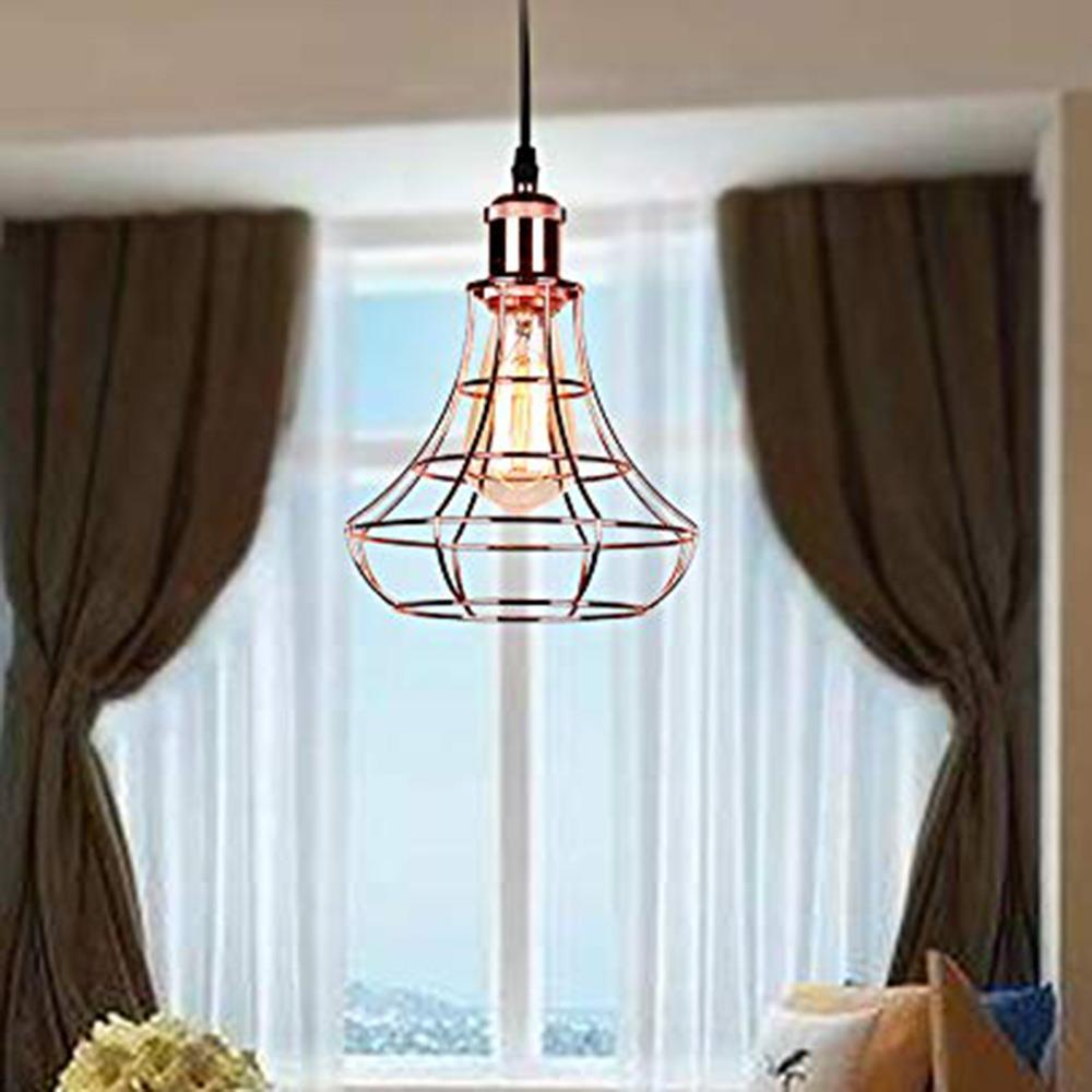 Modern-Chandelier-Style-Ceiling-Light-Lamp-Shade-Drop-Pendant-Acrylic-Crystal thumbnail 34