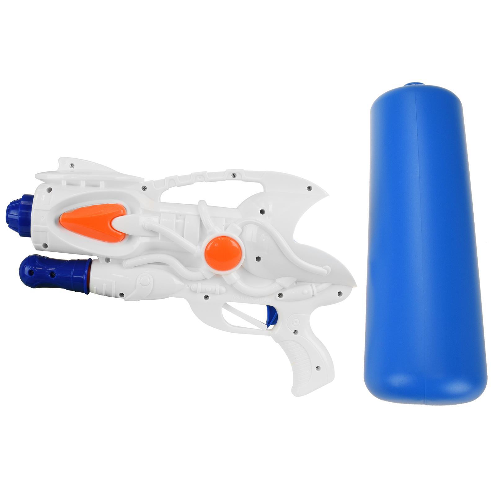 """miniature 4 - Large Water Gun 20"""" Super Pump Action Cannon Shooter Soaker Pistol Summer Beach"""