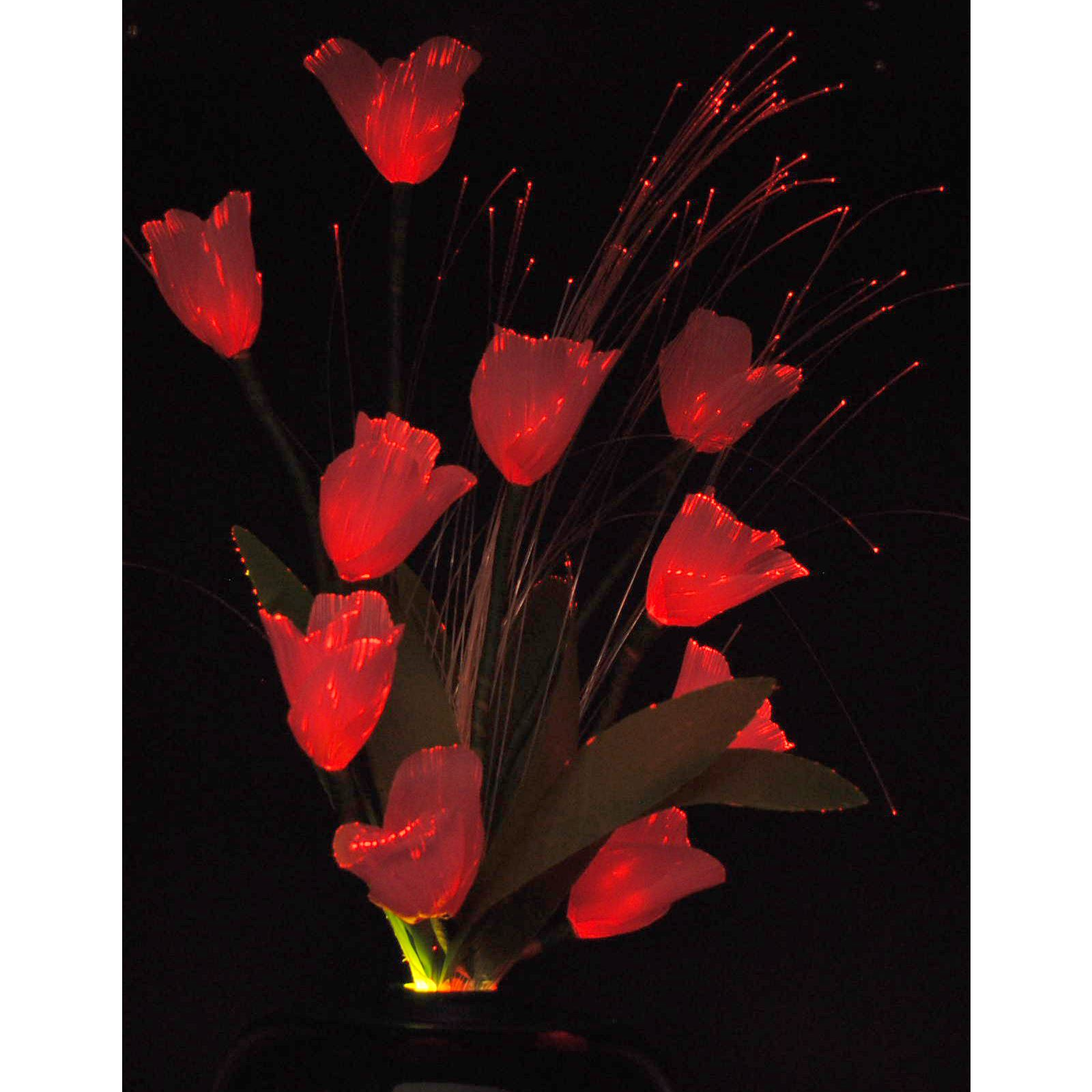 Rgb colour changing flower vase mood light display led fibre optic rgb colour changing flower vase mood light display mozeypictures