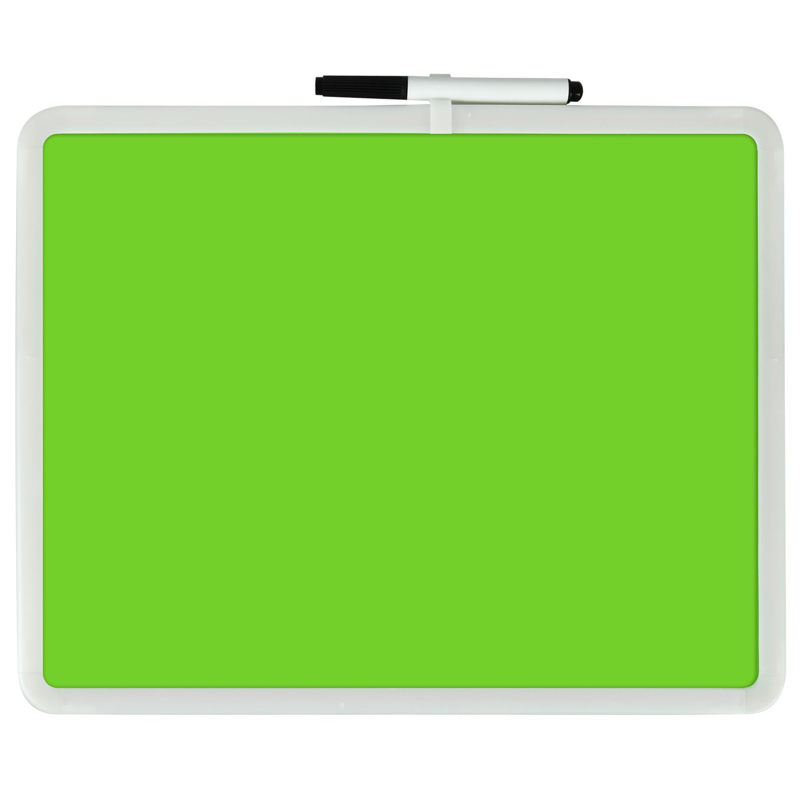 Neon-Easy-Clean-Marker-Message-Memo-Sign-Board-Office-School-Kitchen-With-Pen thumbnail 5