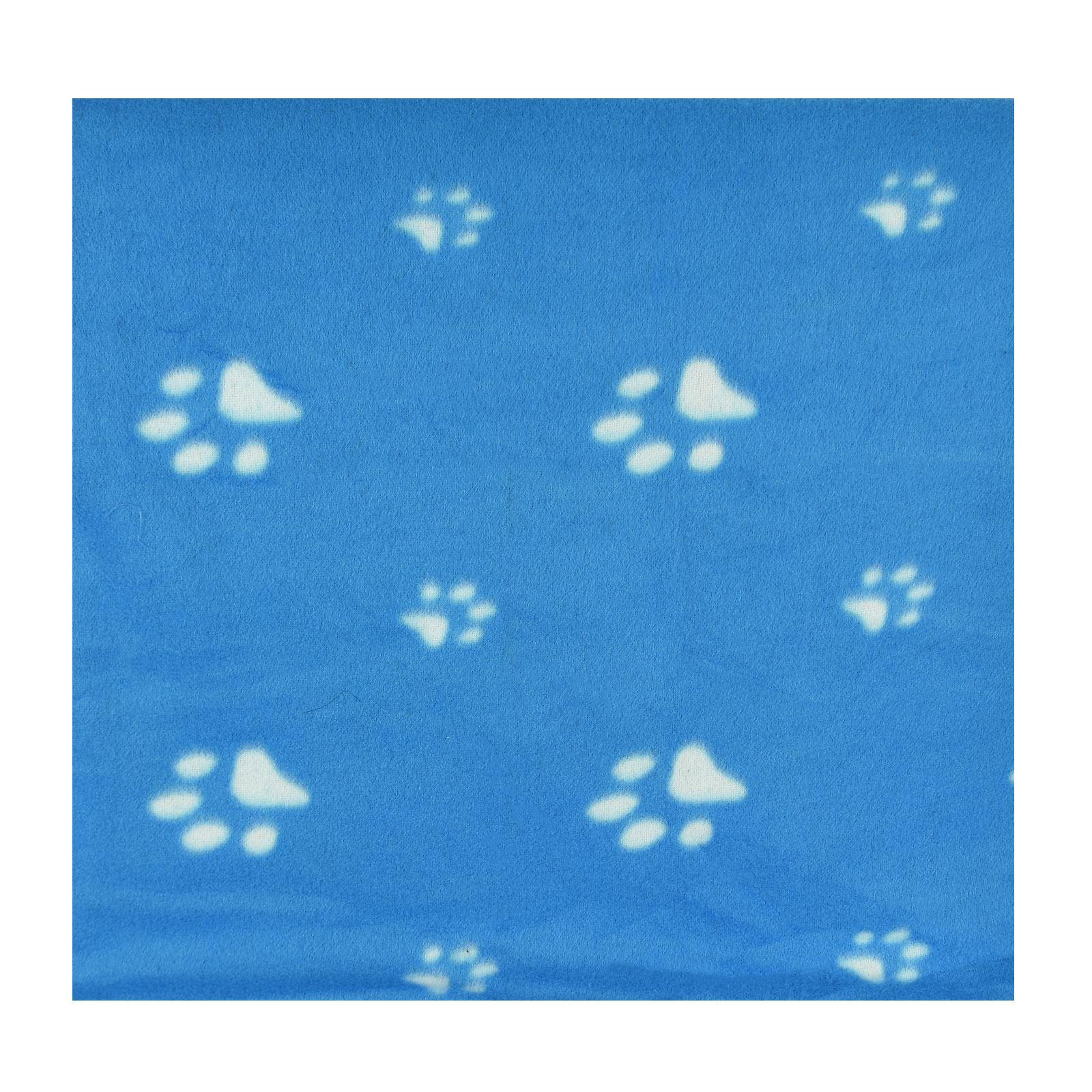 Warm-Pet-Mat-Paw-Print-Cat-Dog-Puppy-Fleece-Soft-Blanket-Bed-Cushion-One-Size thumbnail 9