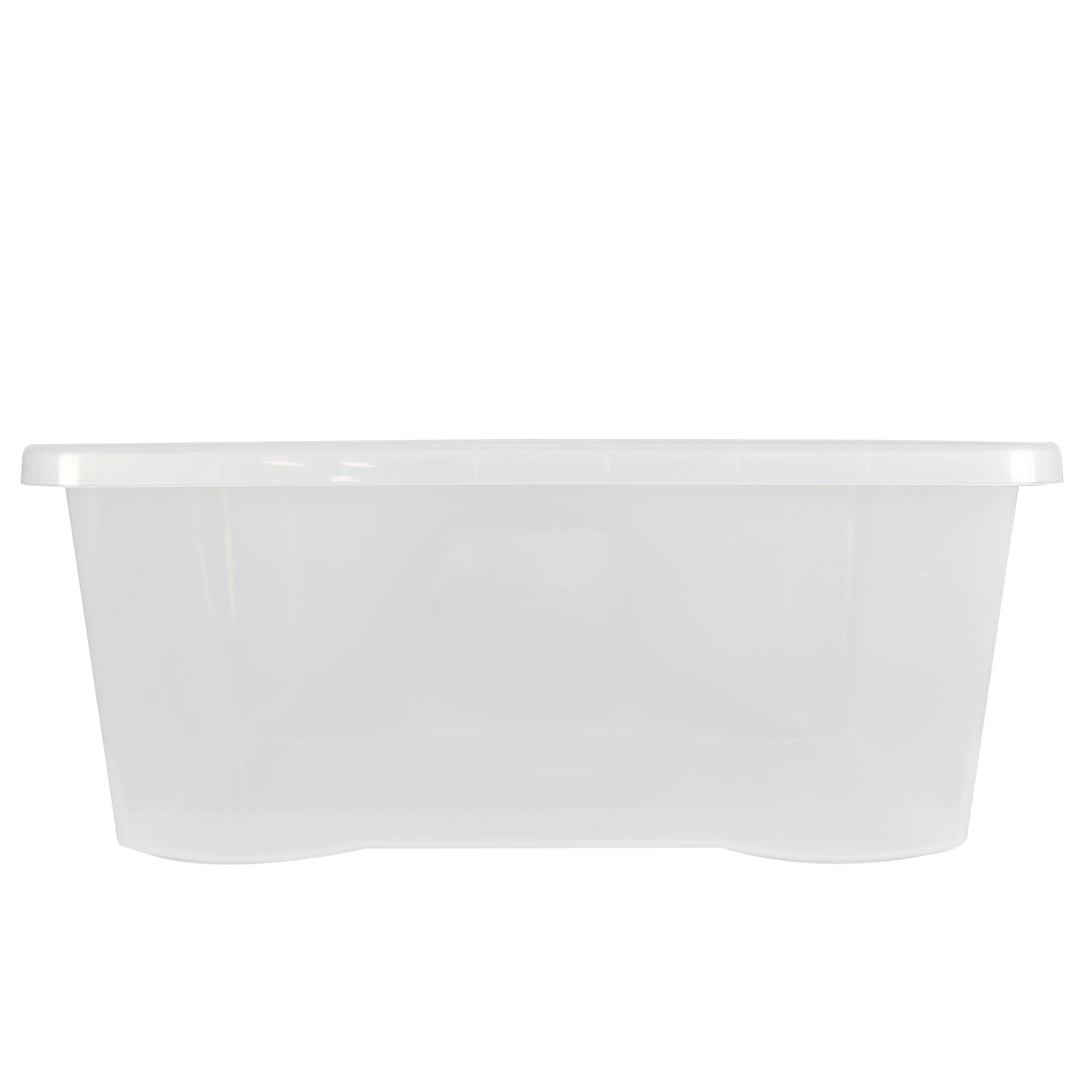 Wham-Crystal-Clear-Plastic-Storage-Box-Secure-Clip-on-Lid-Under-Bed-Space-Save thumbnail 36