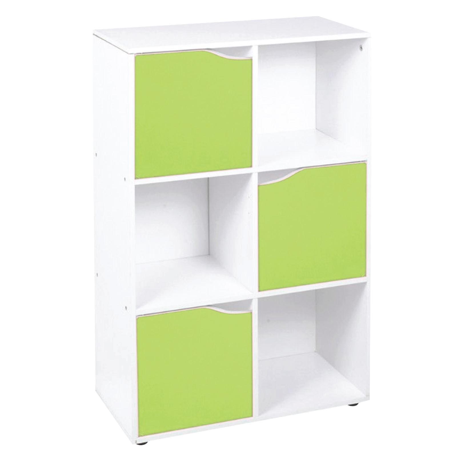 4 6 9 Cube Wooden Storage Unit Bookcase