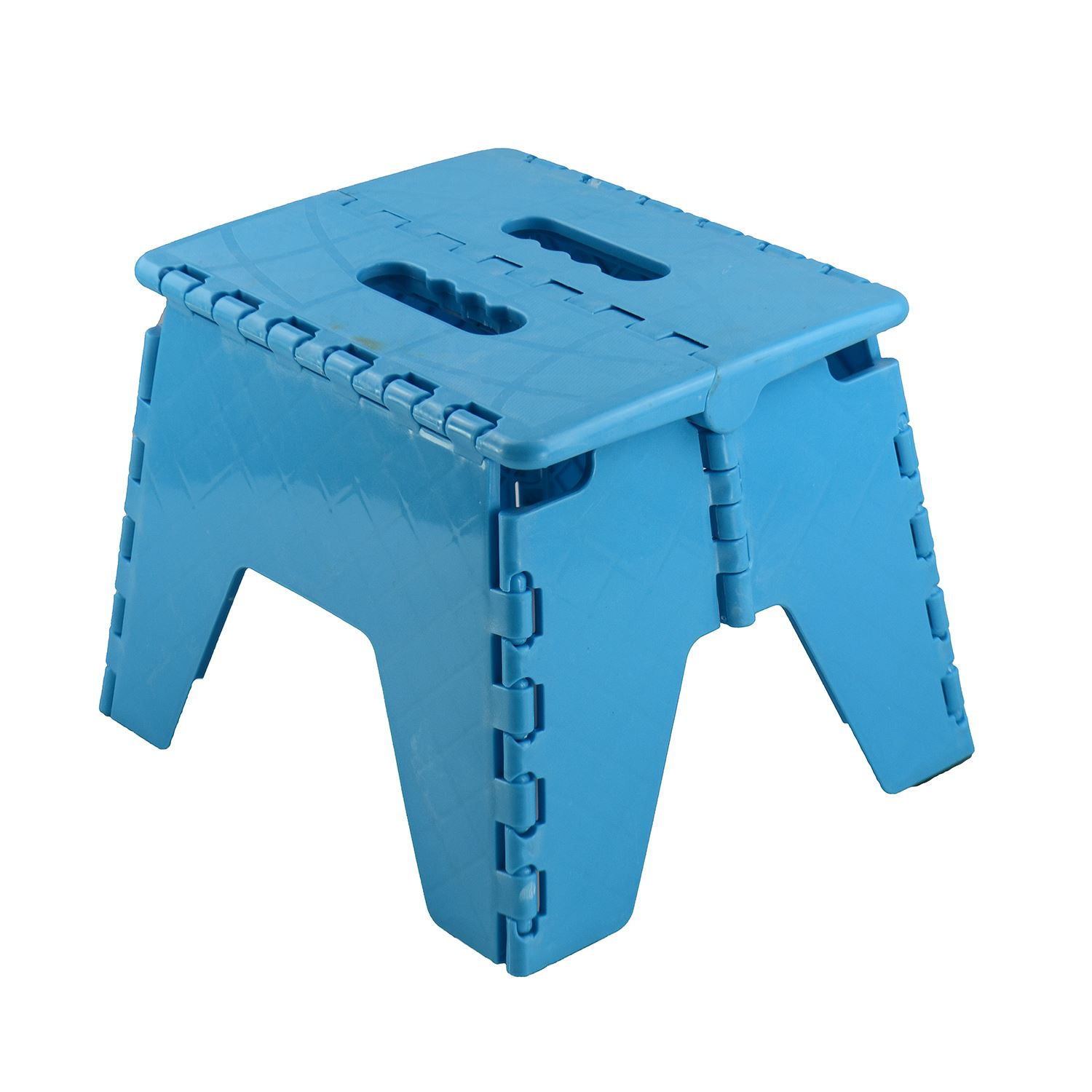 New Multi Purpose Plastic Folding Step Stool Home Kitchen