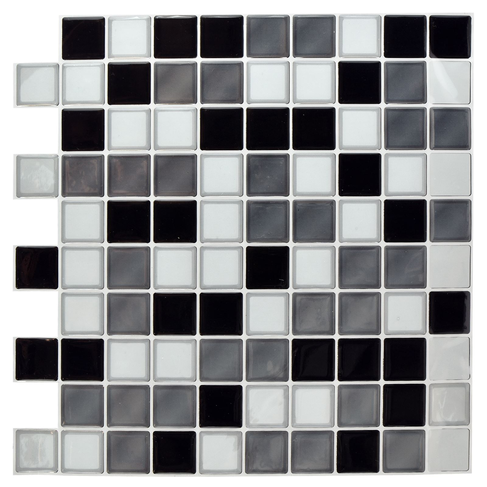 transfers for kitchen tiles self adhesive mosaic tile stickers bathroom kitchen 6342
