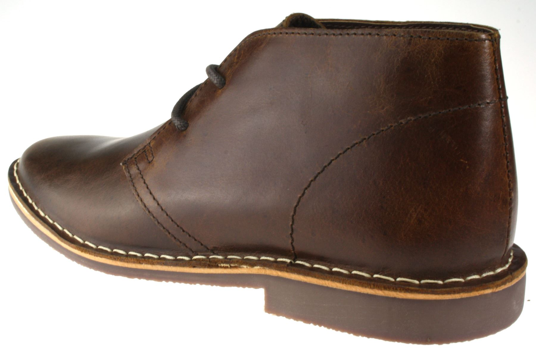 Red Tape Desert Boots Leather