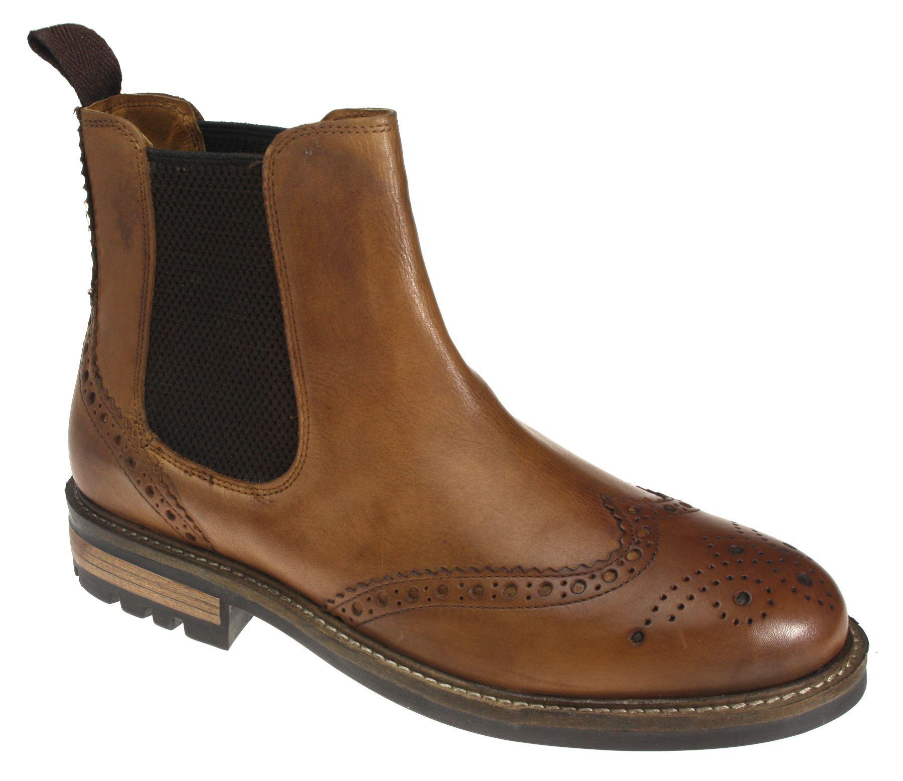 ... Burocrazia callan qualit cleated tirare cuoio tirare cleated accento  Uomo spacciatore chelsea boots ... e49323fb0ad