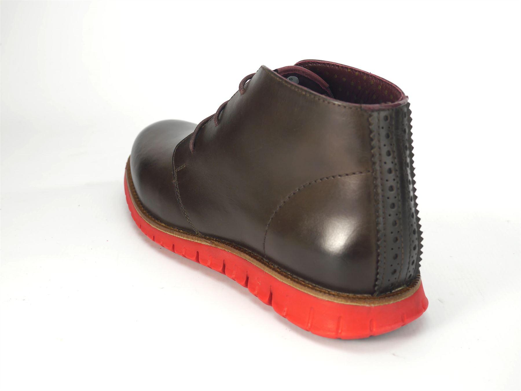 London Brogues Gatz Ankle Chukka Leder Lightweight Flexible  Herren Ankle Gatz Stiefel 1873f6