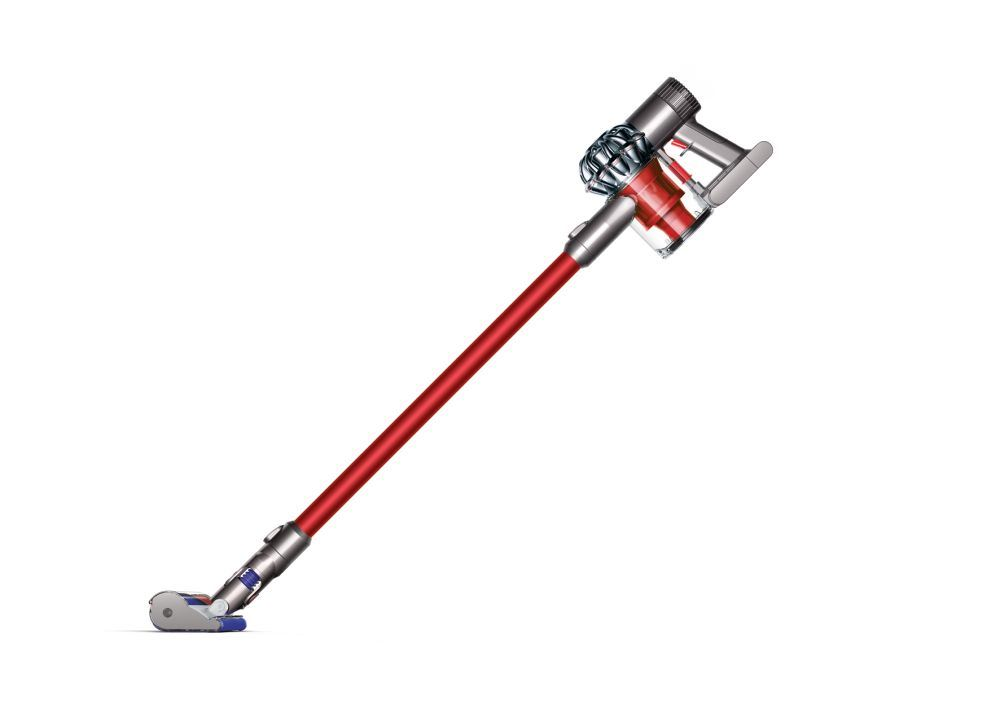 dyson v6 total clean cordless vacuum cleaner refurbished 1 year guarantee. Black Bedroom Furniture Sets. Home Design Ideas