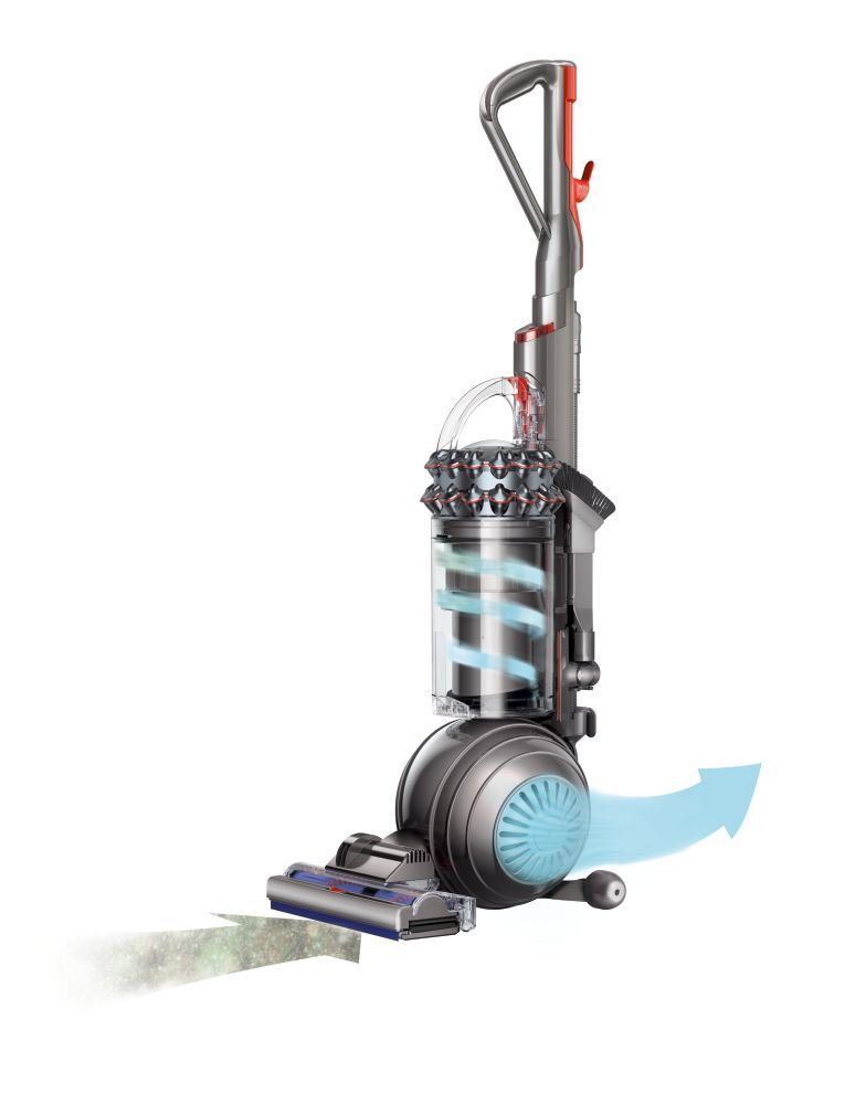 dyson cinetic big ball animal upright vacuum refurbished 2 year guarantee ebay. Black Bedroom Furniture Sets. Home Design Ideas