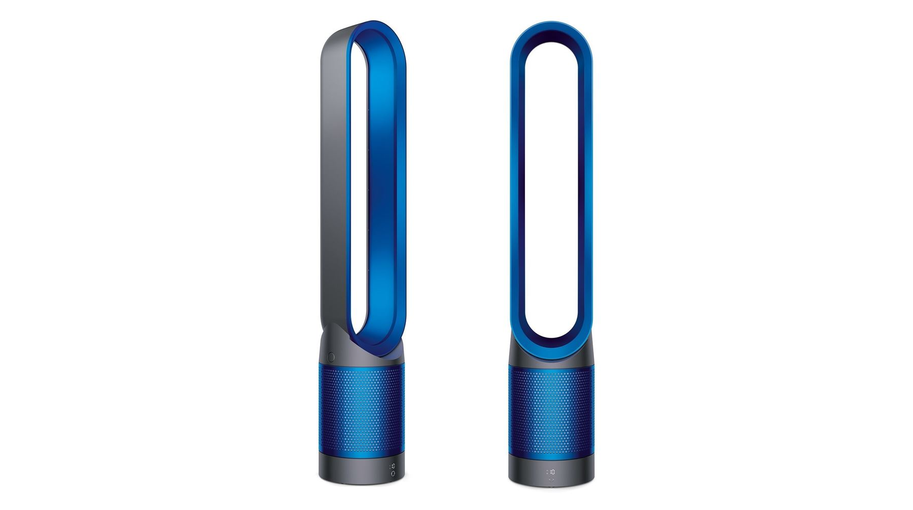 dyson pure cool link tower purifier fan blue brand new 2 year guarantee ebay. Black Bedroom Furniture Sets. Home Design Ideas