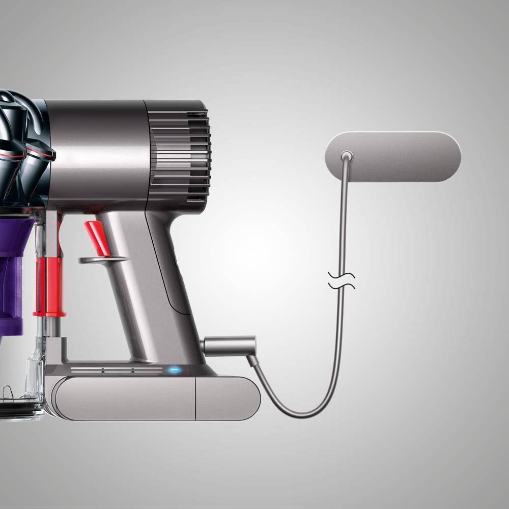 dyson v6 trigger handheld vacuum cleaner refurbished 1 year guarantee ebay. Black Bedroom Furniture Sets. Home Design Ideas