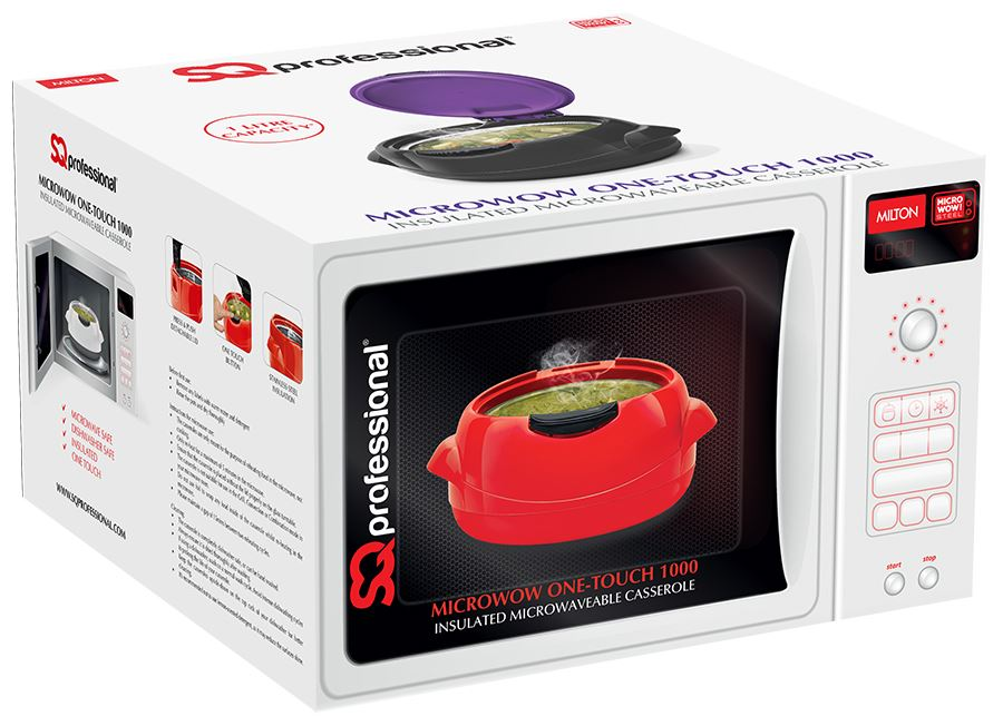 Microwaveable-Insulated-Lunch-Box-Hot-Pot-Food-Serving-Dish-Insulated-Casserole thumbnail 12