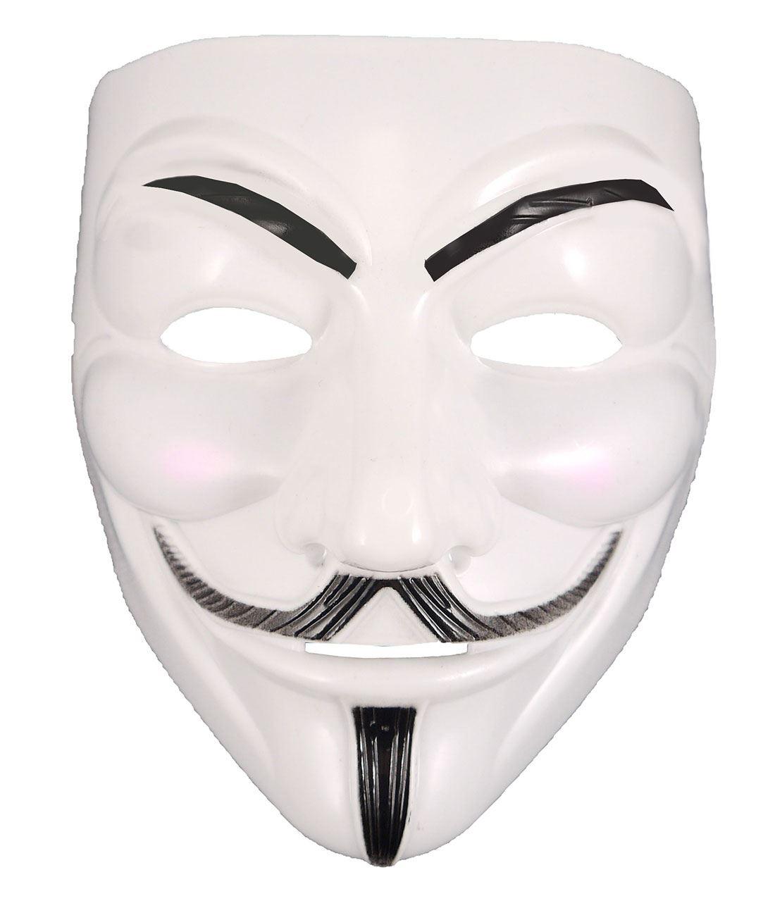 Anonymous-Vendetta-Mascara-Facial-Hacker-Hombre-Adultos-Disfraces-Fiesta-Halloween-Accesorio