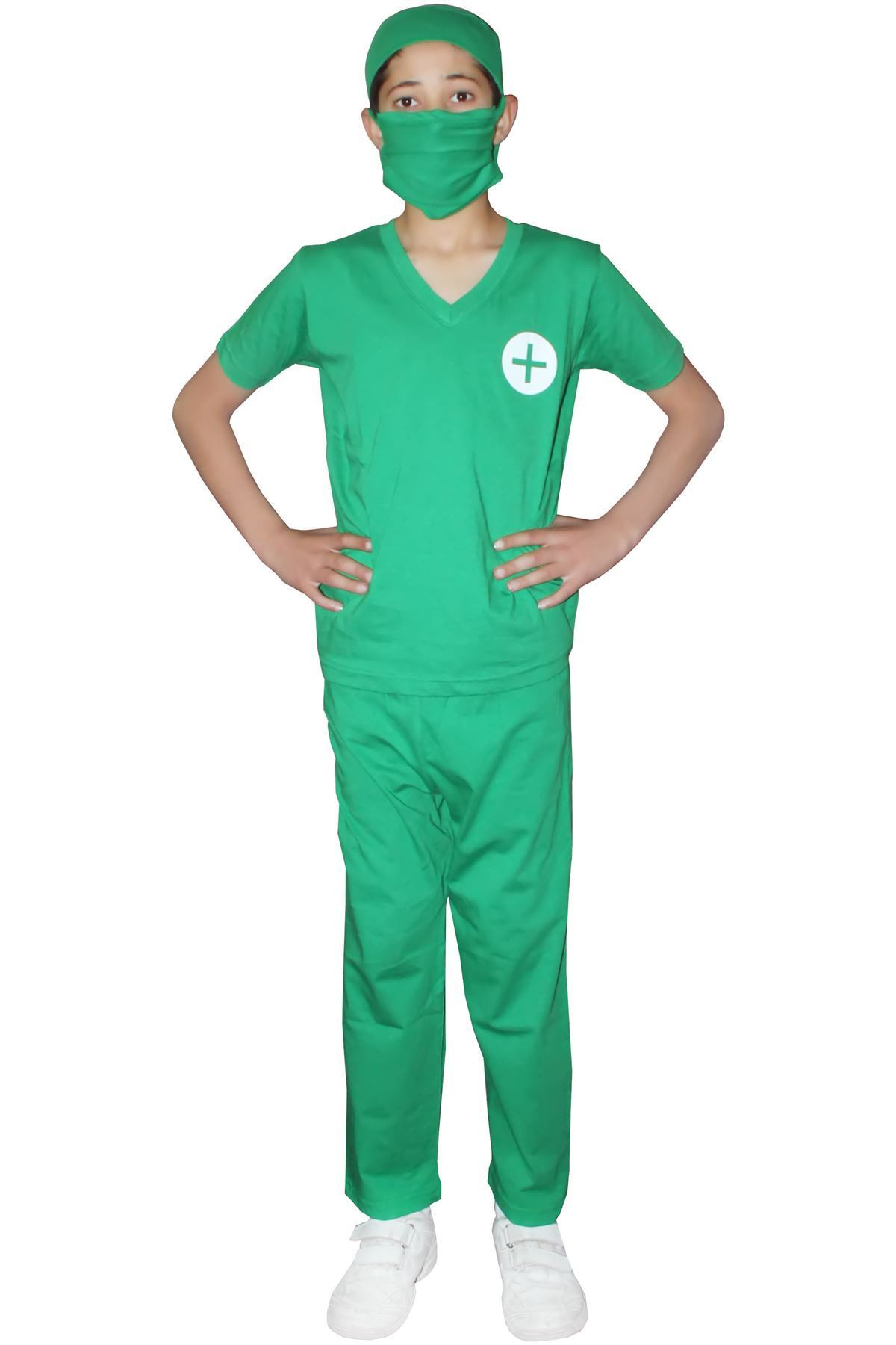 Children Surgeon Doctor Costume Kids Boys Book Week Fancy Dress ...