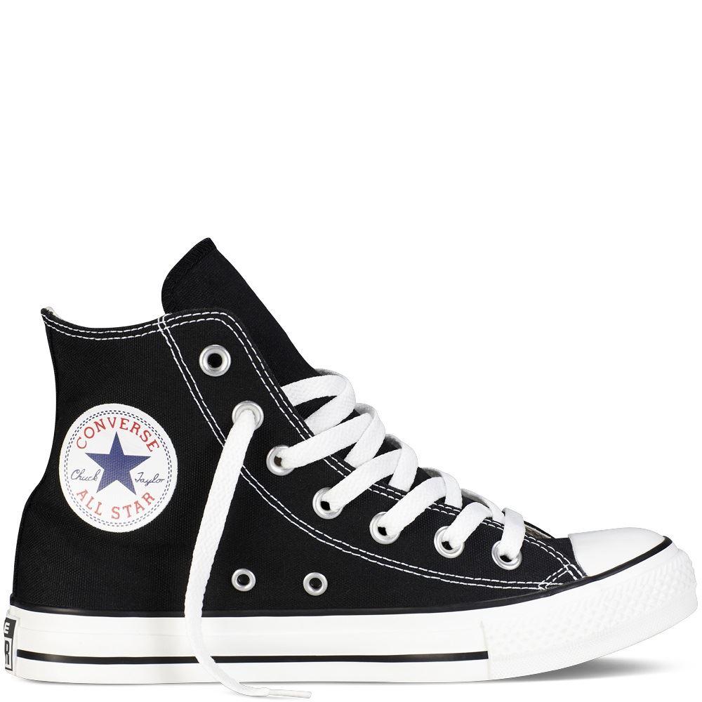 Converse-All-Star-Mens-Womens-High-Hi-Tops-Unisex-Chuck-Taylor-Trainers-Pumps thumbnail 2