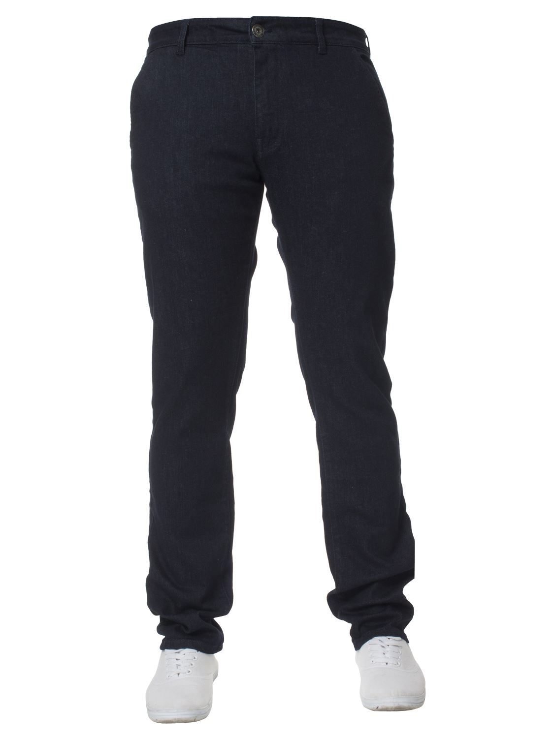 New-Mens-Enzo-Jeans-Denim-Chinos-Skinny-Slim-Fit-Super-Stretch-Trousers-Pants thumbnail 10