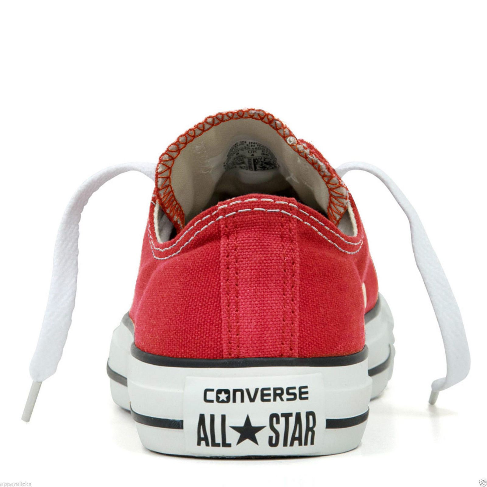 Converse-All-Star-Chuck-Taylor-Mens-Womens-Trainers-Lo-Tops-Pumps-Unisex-Sneaker thumbnail 31