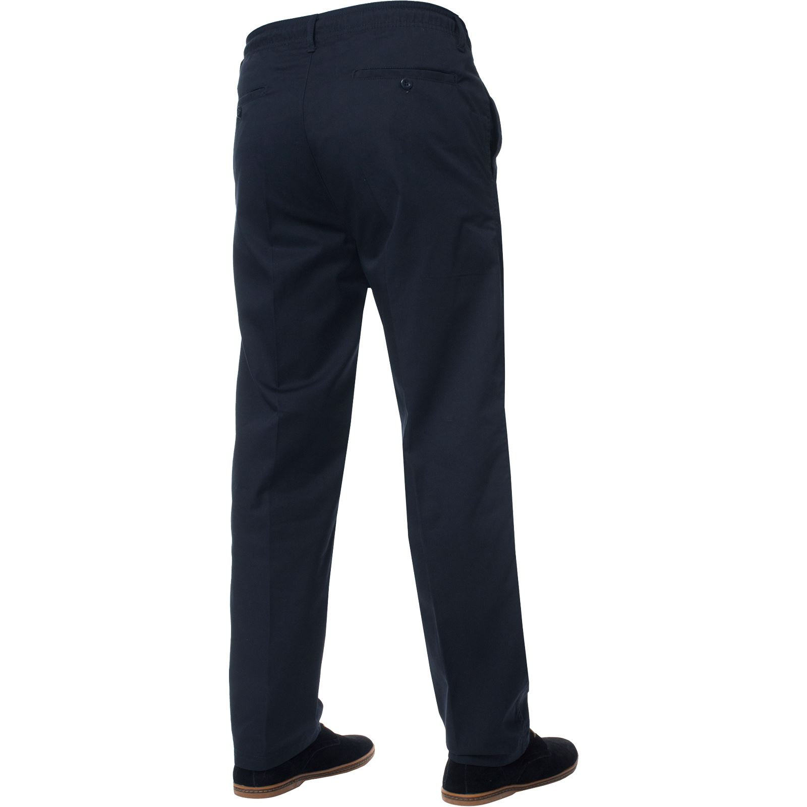 Mens-Rugby-Trousers-Kruze-Elasticated-Waist-Drawstring-Pants-Regular-King-Sizes thumbnail 11