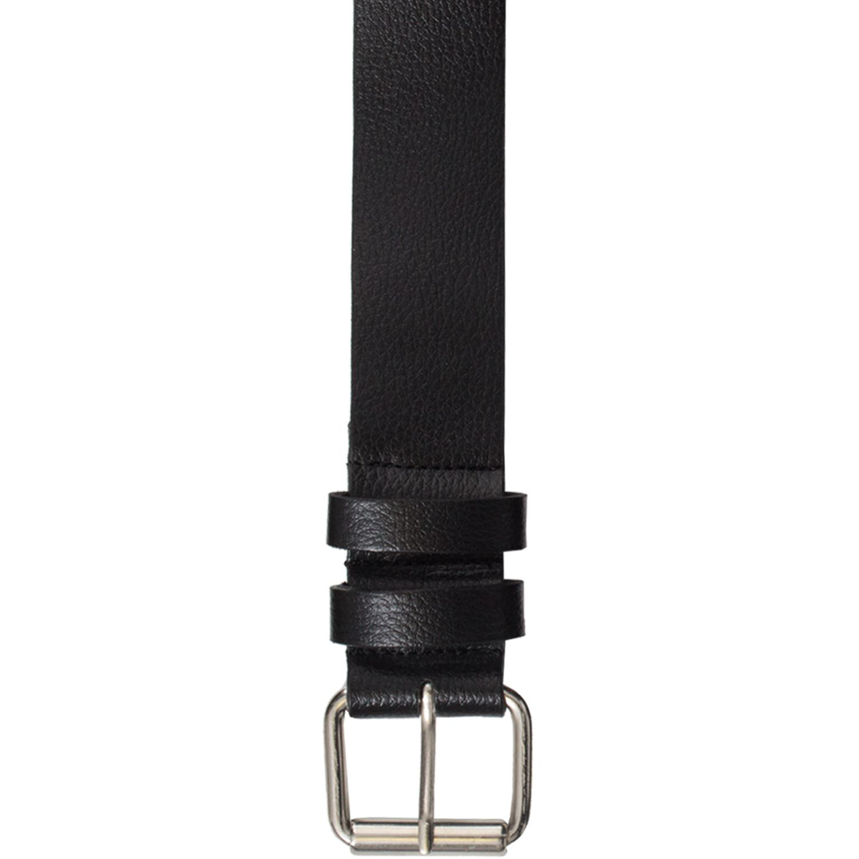 50'' Kruze Mens PU Leather Brown Belts for Jeans Buckle Belt Waist Sizes 28''
