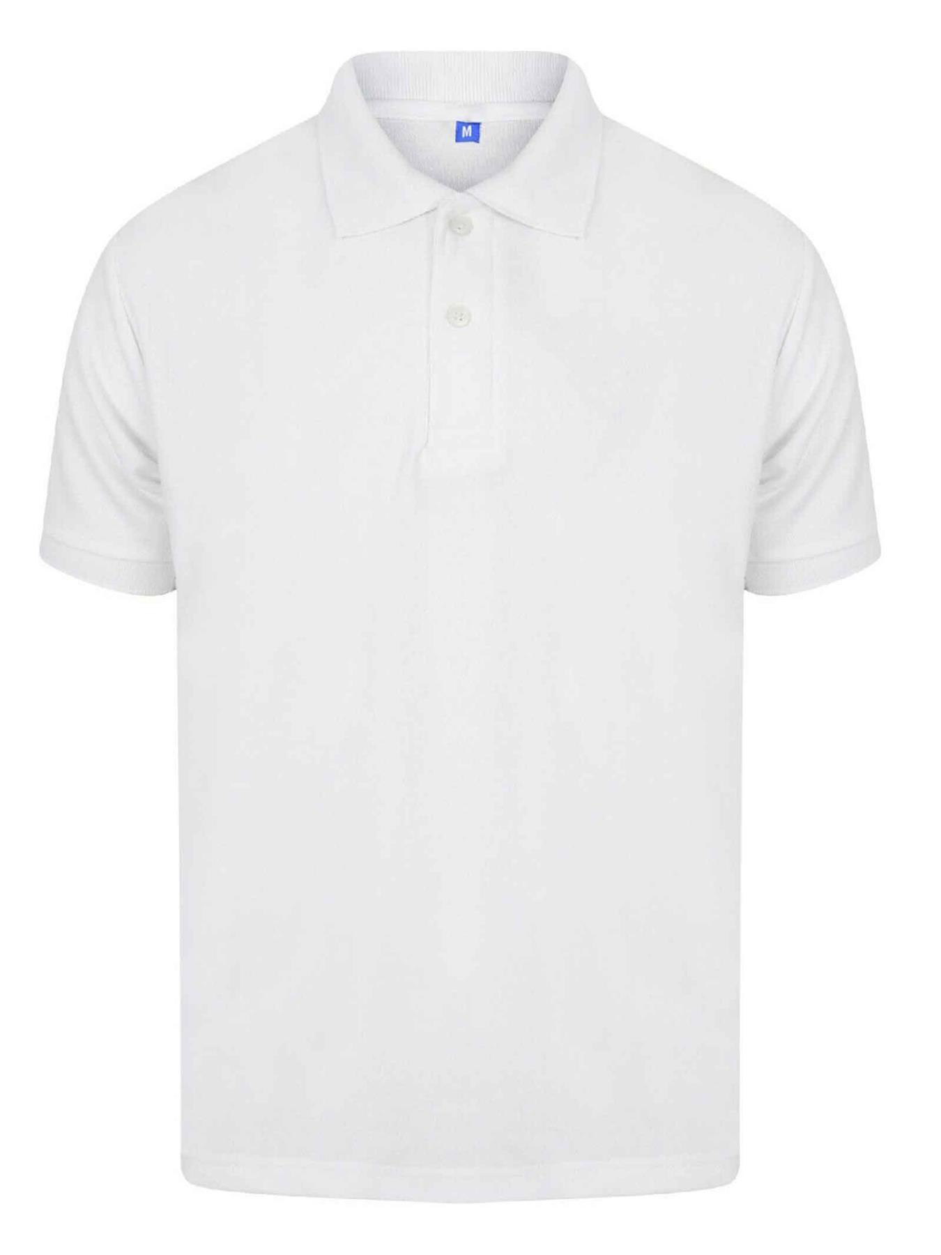 Indexbild 64 - Herren Polohemd Freizeit T-Shirts Neu Schlicht Kurzärmeliges Regular Fit