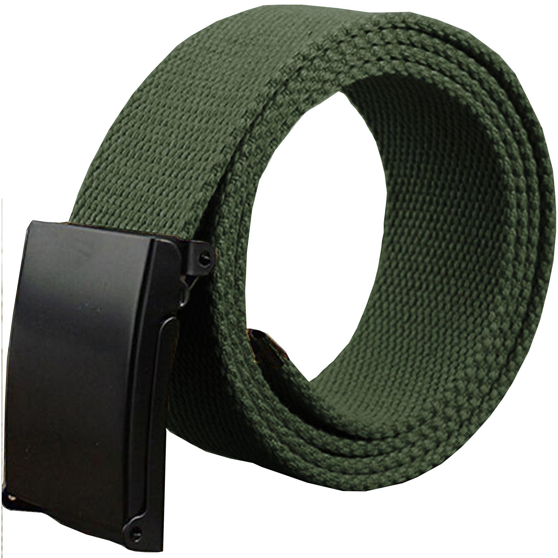 Kruze-Mens-Womens-Unisex-Canvas-Webbing-Belt-Regular-Big-Size-Buckle-Army-Belts Indexbild 15