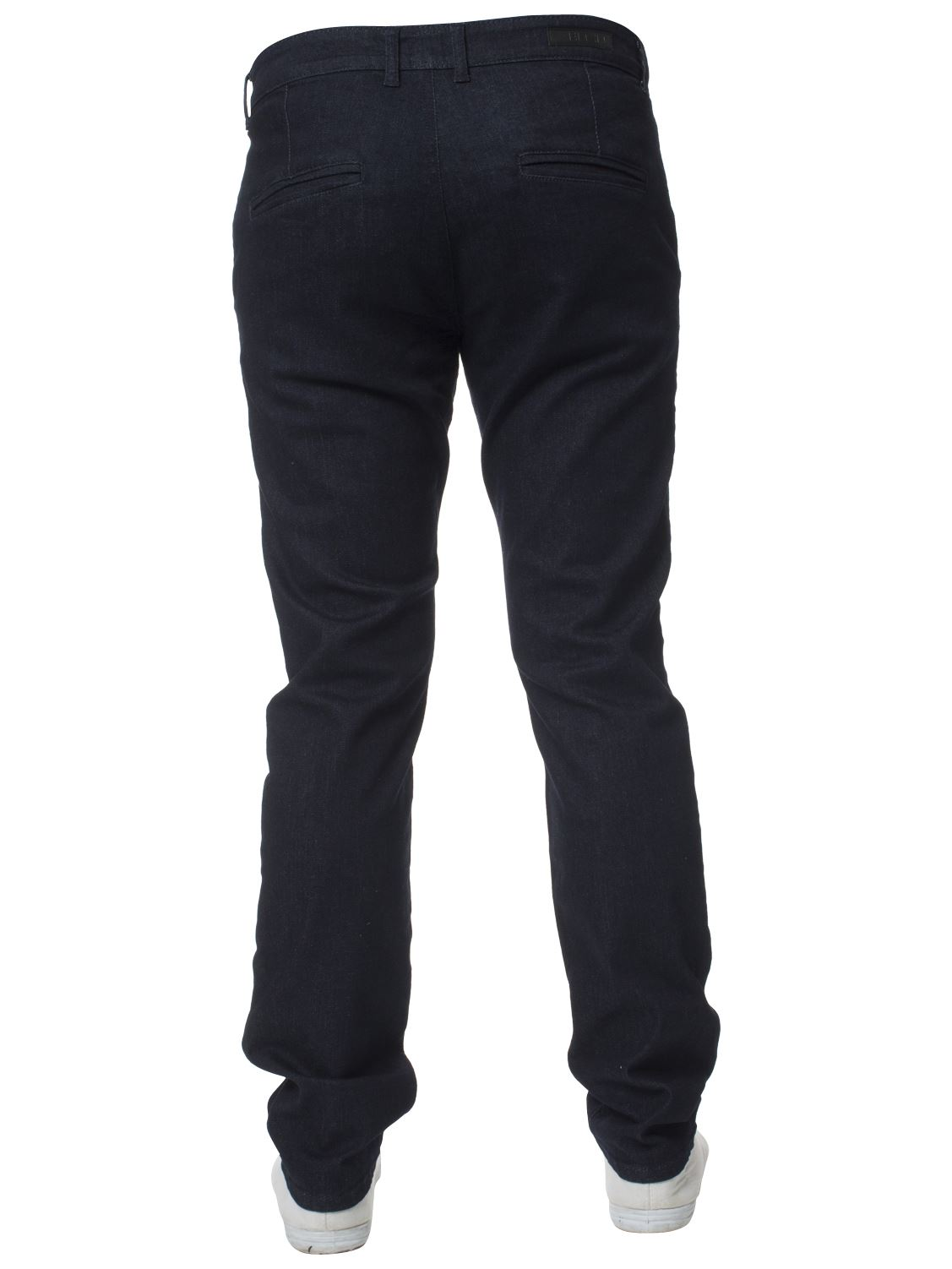 New-Mens-Enzo-Jeans-Denim-Chinos-Skinny-Slim-Fit-Super-Stretch-Trousers-Pants thumbnail 11