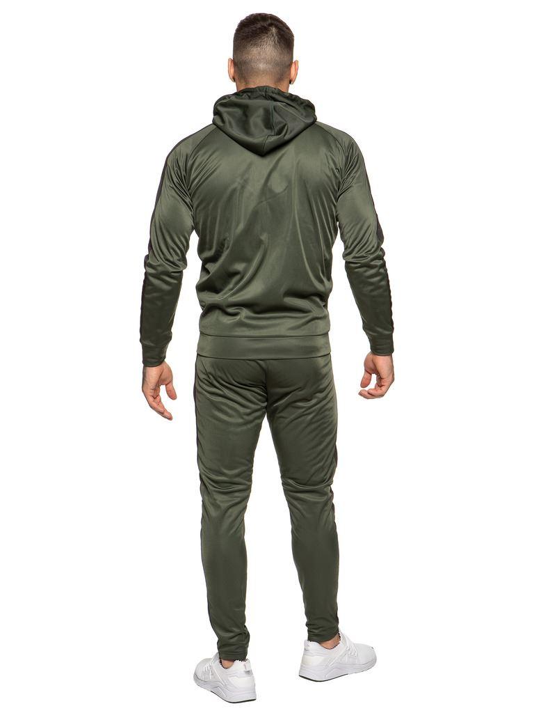 New-Enzo-Mens-Full-Tracksuit-Set-Slim-Fit-Zip-Up-Sweat-Hoodie-Jogging-Bottoms thumbnail 26