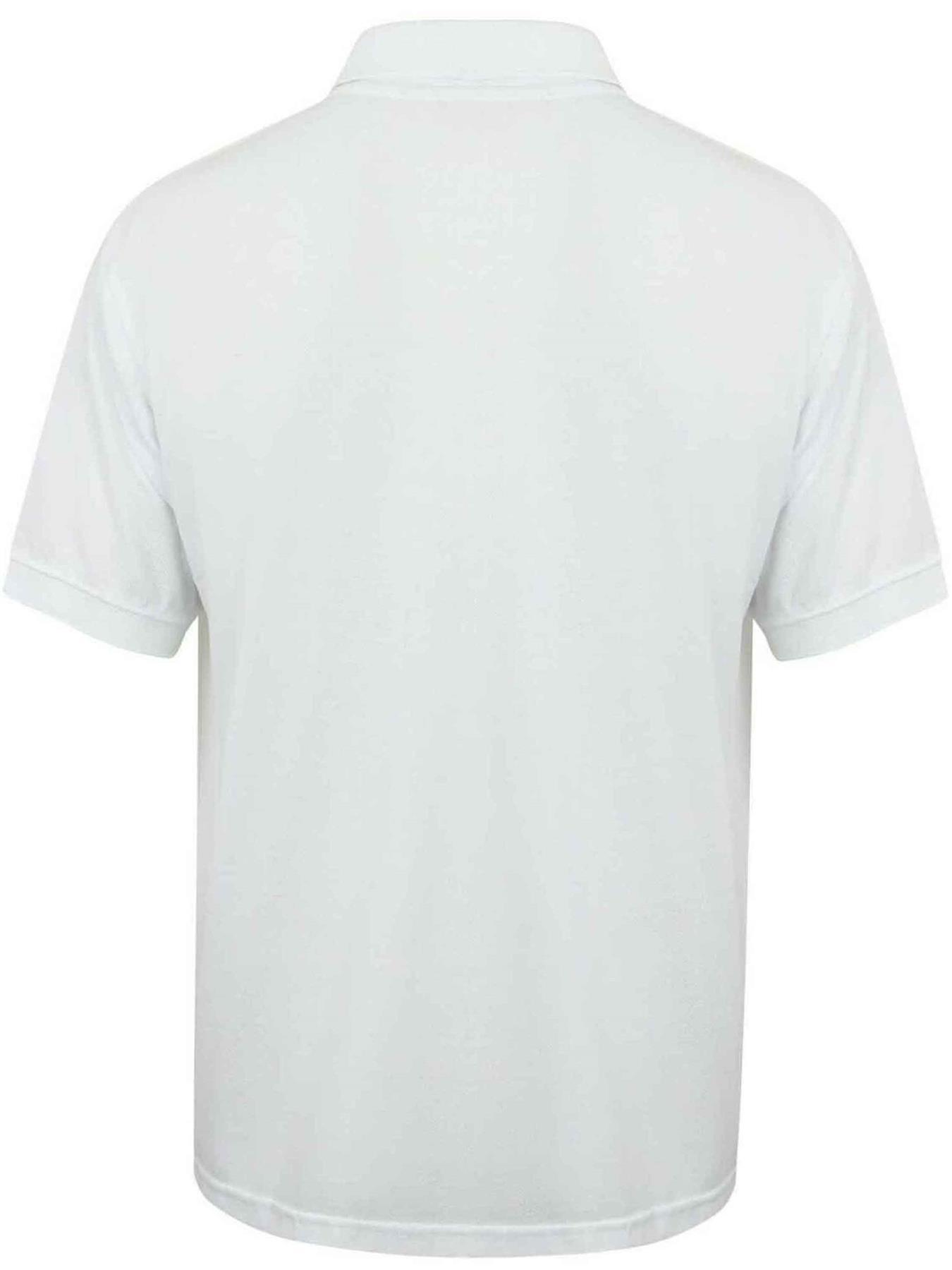Indexbild 65 - Herren Polohemd Freizeit T-Shirts Neu Schlicht Kurzärmeliges Regular Fit
