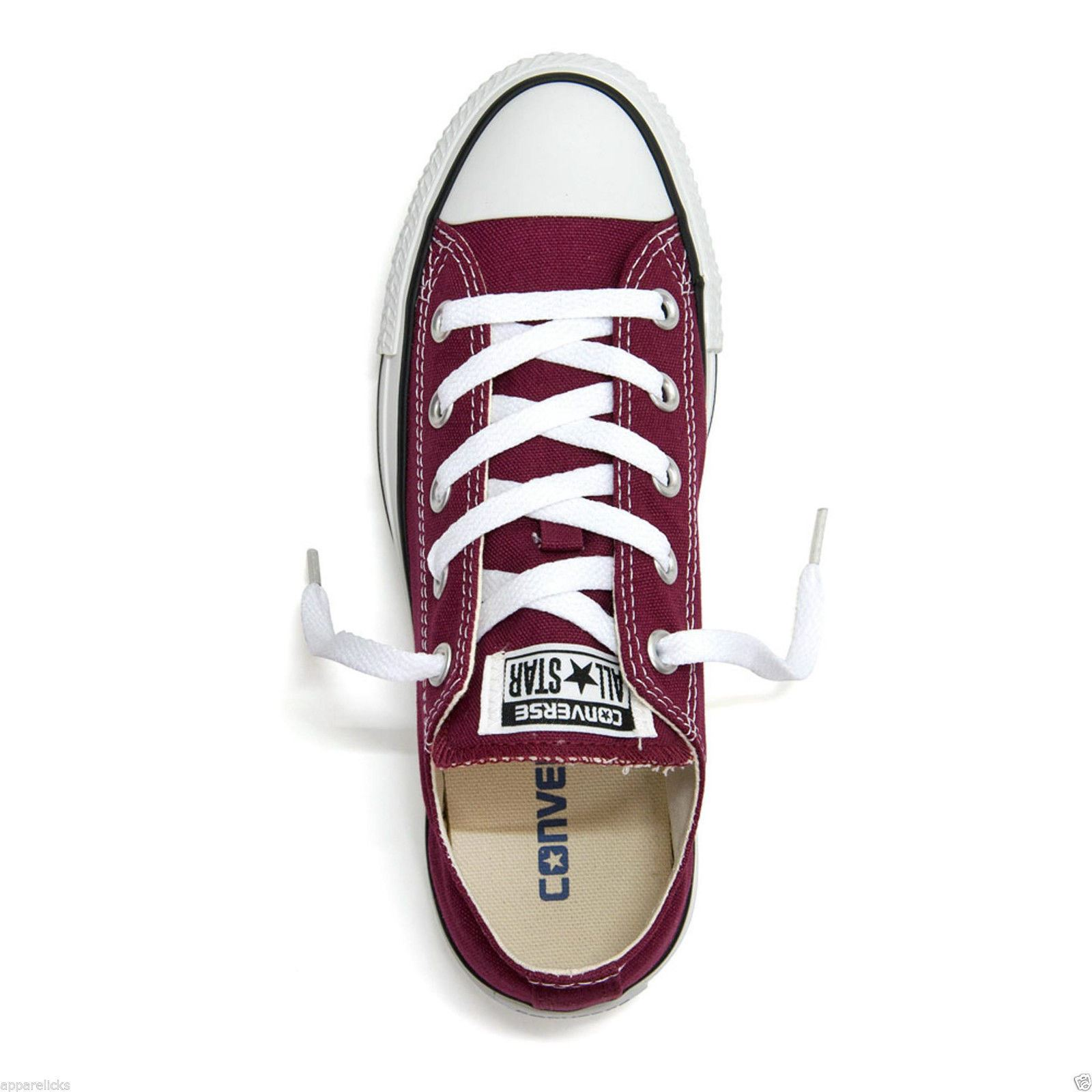 Converse-All-Star-Chuck-Taylor-Mens-Womens-Trainers-Lo-Tops-Pumps-Unisex-Sneaker thumbnail 22