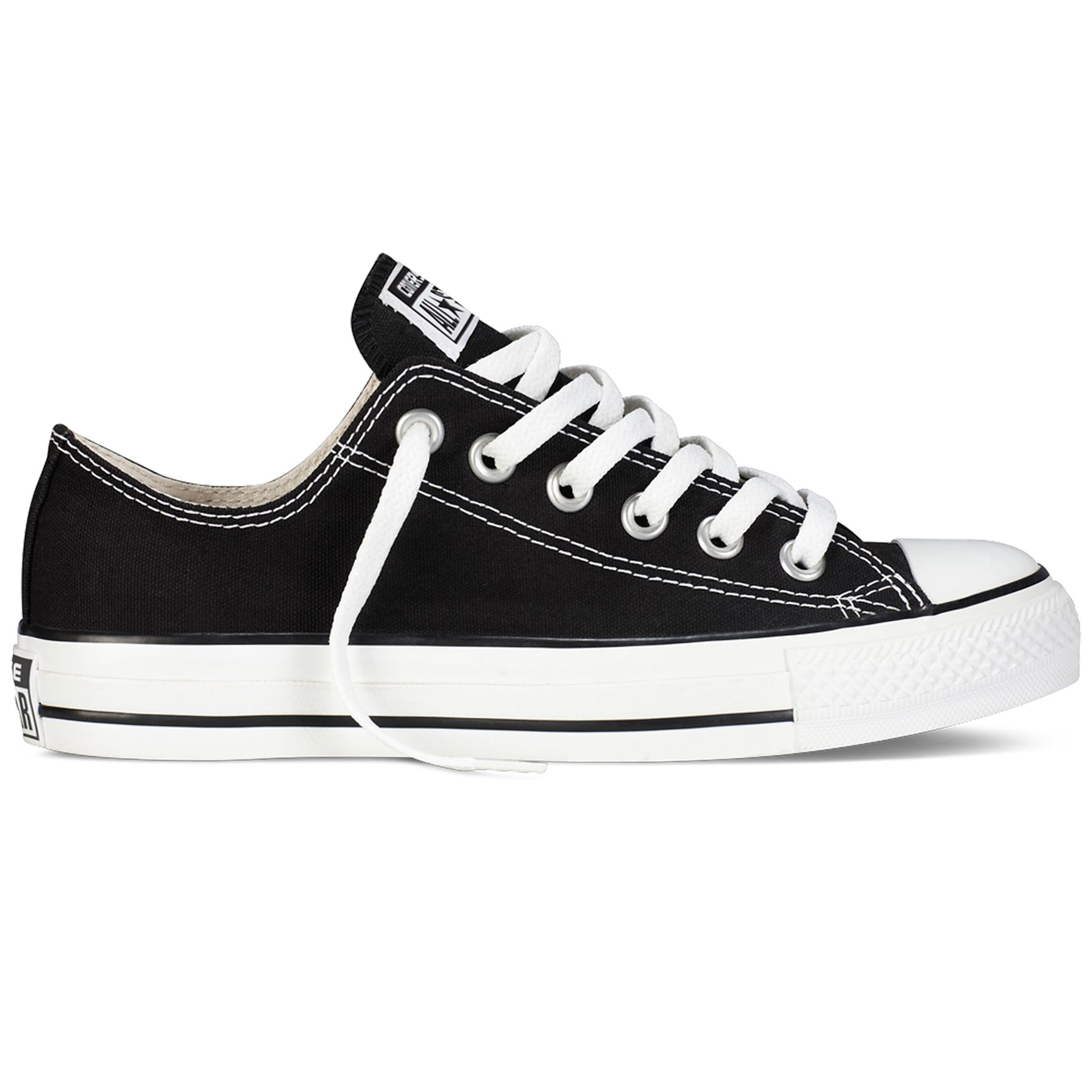 Converse-All-Star-Chuck-Taylor-Mens-Womens-Trainers-Lo-Tops-Pumps-Unisex-Sneaker thumbnail 3