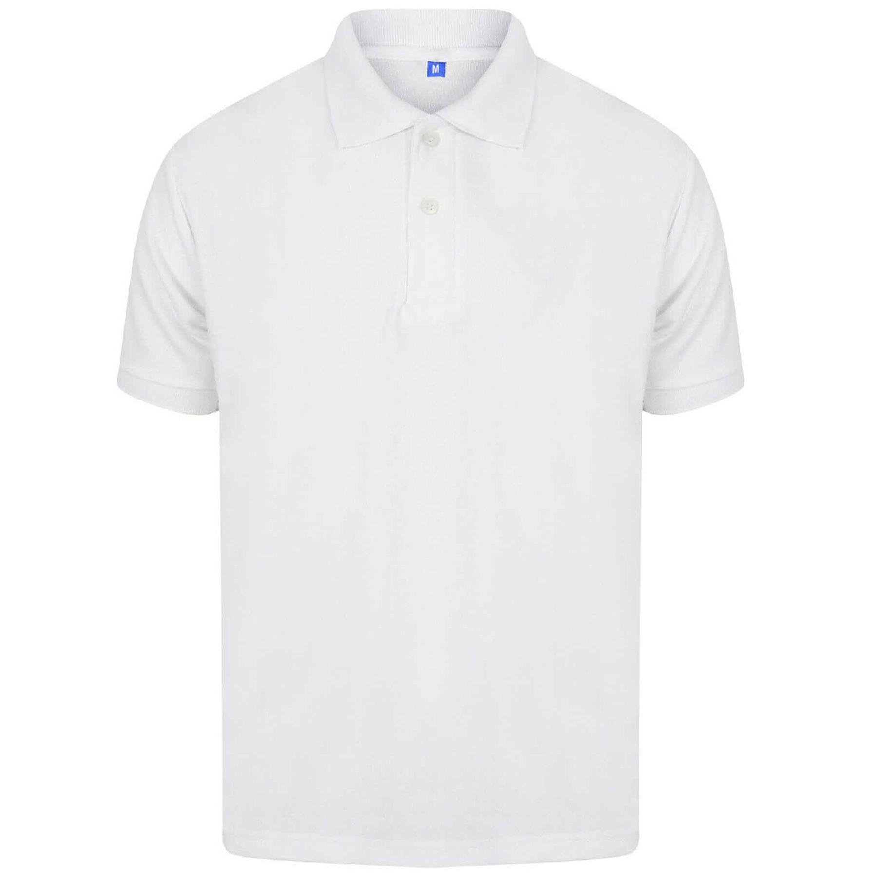 Indexbild 62 - Herren Polohemd Freizeit T-Shirts Neu Schlicht Kurzärmeliges Regular Fit