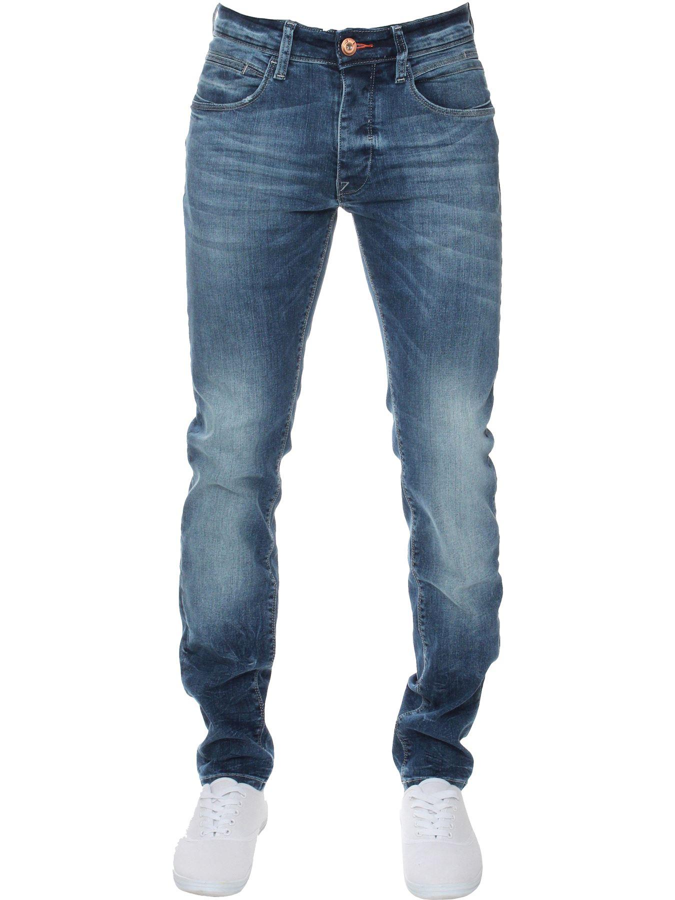 New Eto Mens Skinny Jeans Hyper Stretch Reflex Denim Super Slim Fit All Waists