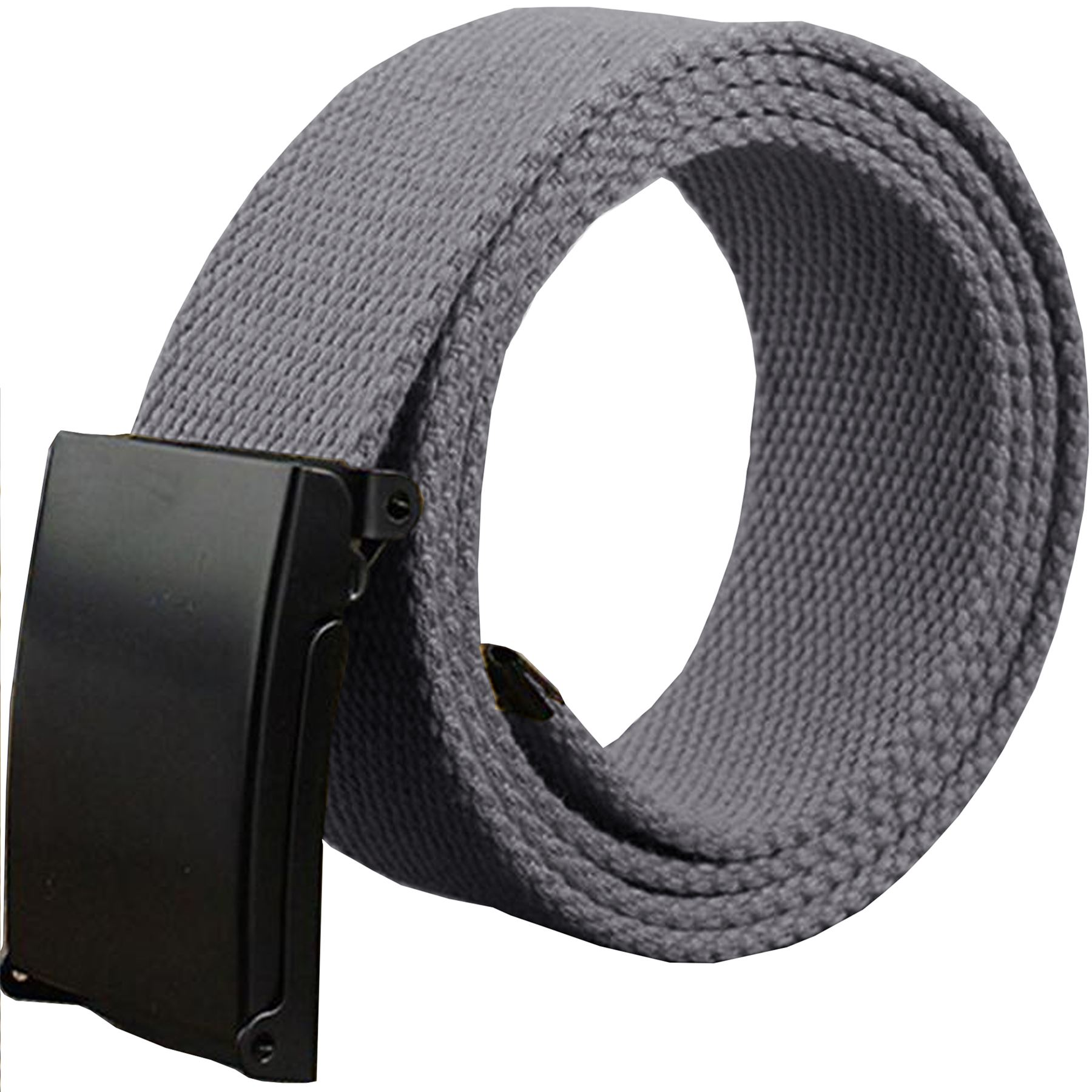 Kruze-Mens-Womens-Unisex-Canvas-Webbing-Belt-Regular-Big-Size-Buckle-Army-Belts Indexbild 9