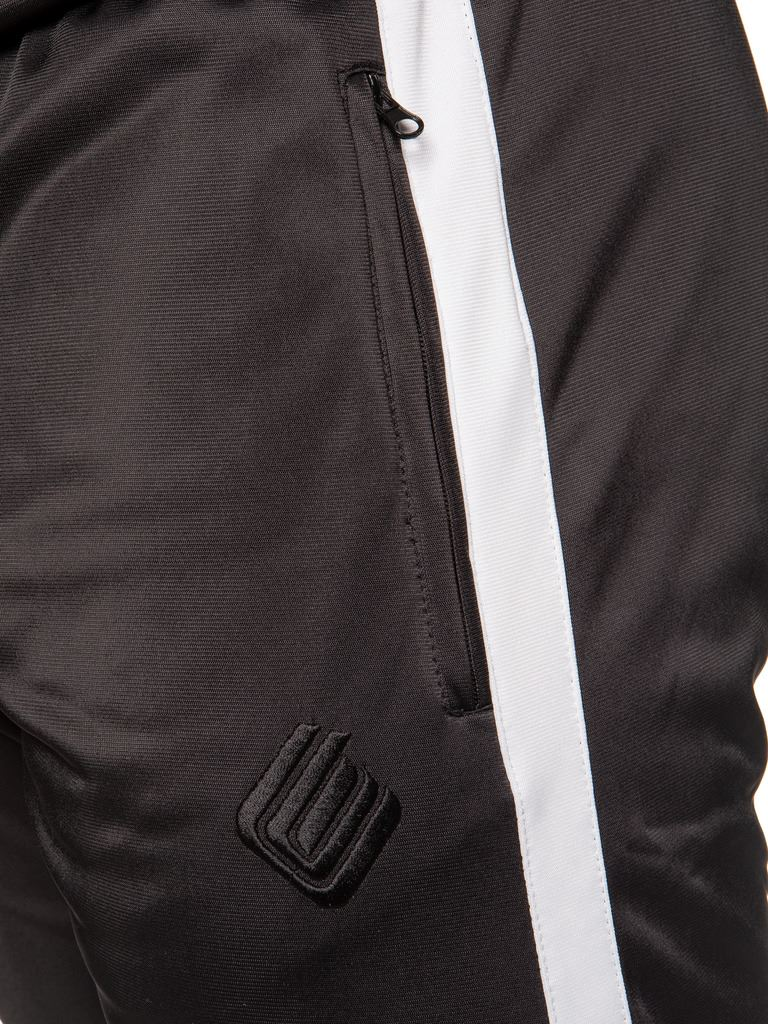 New-Enzo-Mens-Full-Tracksuit-Set-Slim-Fit-Zip-Up-Sweat-Hoodie-Jogging-Bottoms thumbnail 8