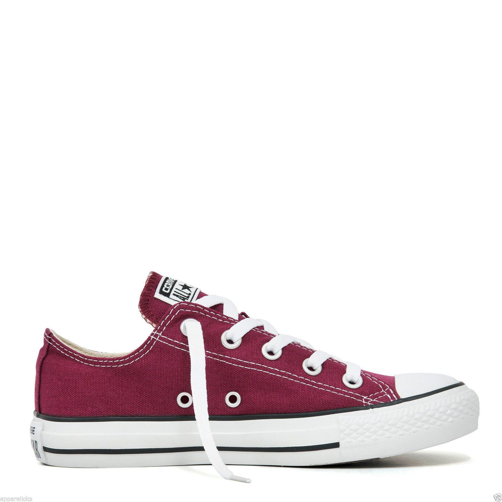 Converse-All-Star-Chuck-Taylor-Mens-Womens-Trainers-Lo-Tops-Pumps-Unisex-Sneaker thumbnail 19
