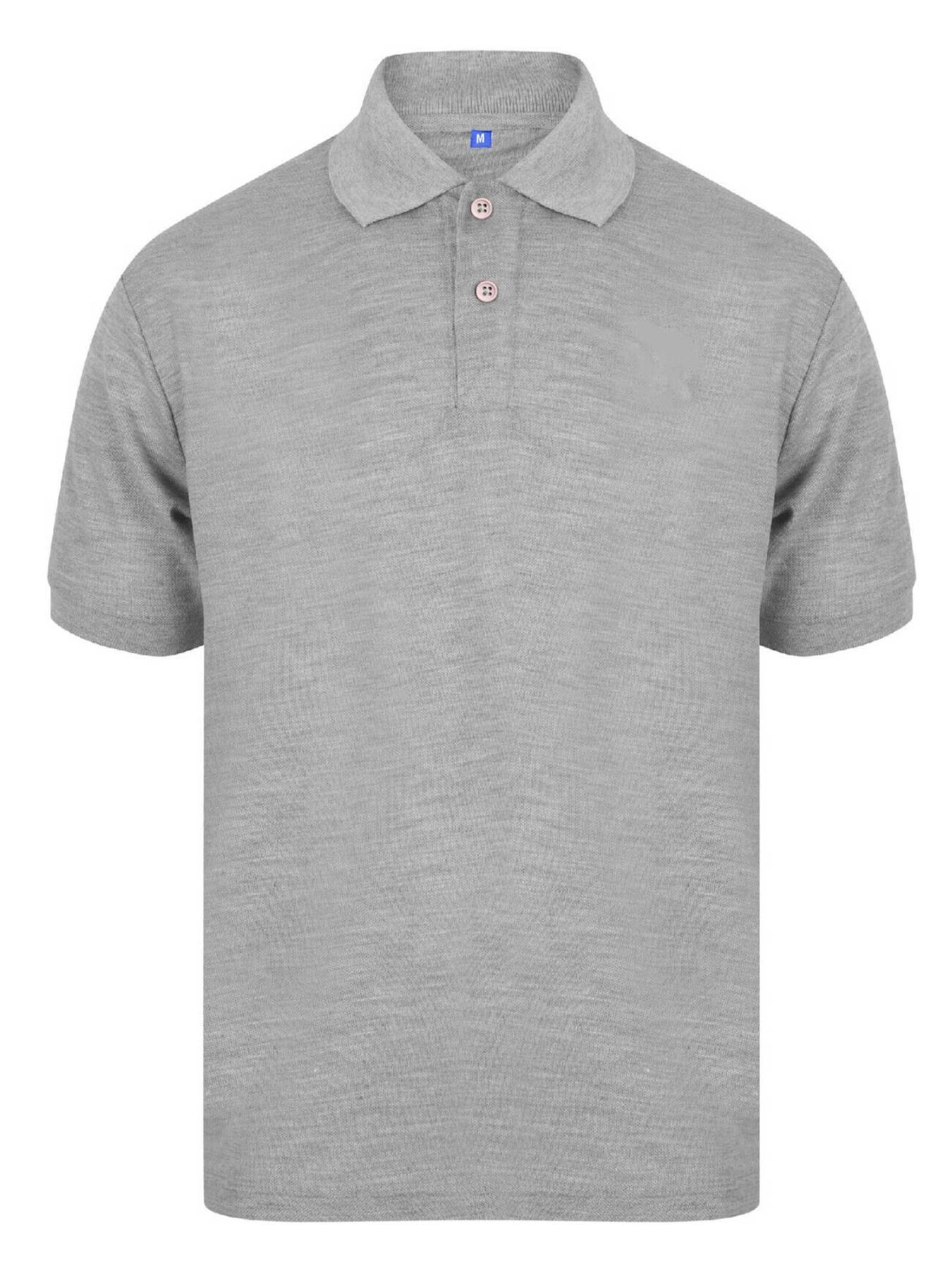 Indexbild 25 - Herren Polohemd Freizeit T-Shirts Neu Schlicht Kurzärmeliges Regular Fit