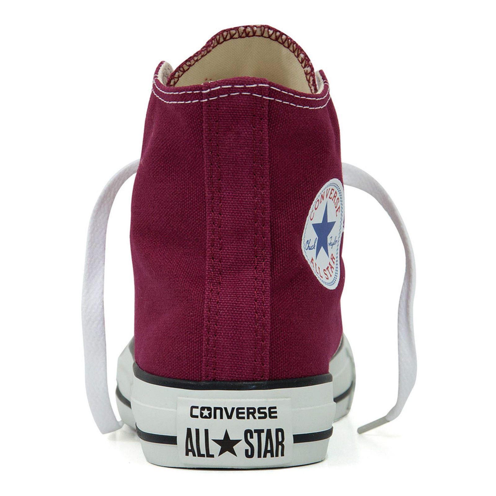 Converse-All-Star-Mens-Womens-High-Hi-Tops-Unisex-Chuck-Taylor-Trainers-Pumps thumbnail 19