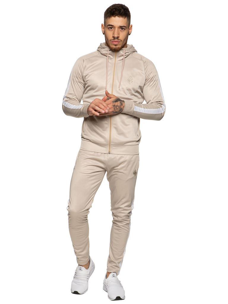 New-Enzo-Mens-Full-Tracksuit-Set-Slim-Fit-Zip-Up-Sweat-Hoodie-Jogging-Bottoms thumbnail 10