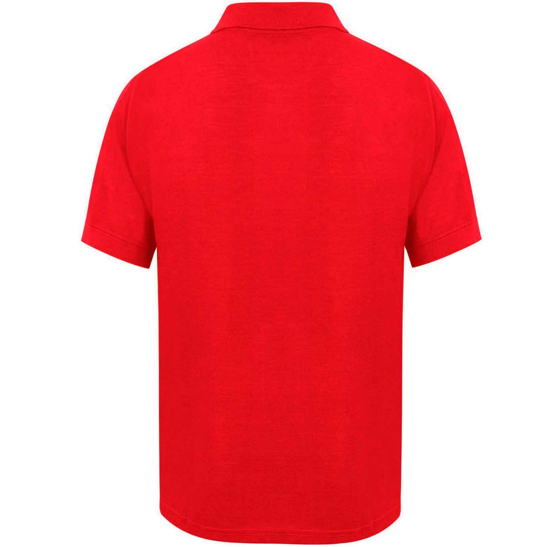 Indexbild 43 - Herren Polohemd Freizeit T-Shirts Neu Schlicht Kurzärmeliges Regular Fit