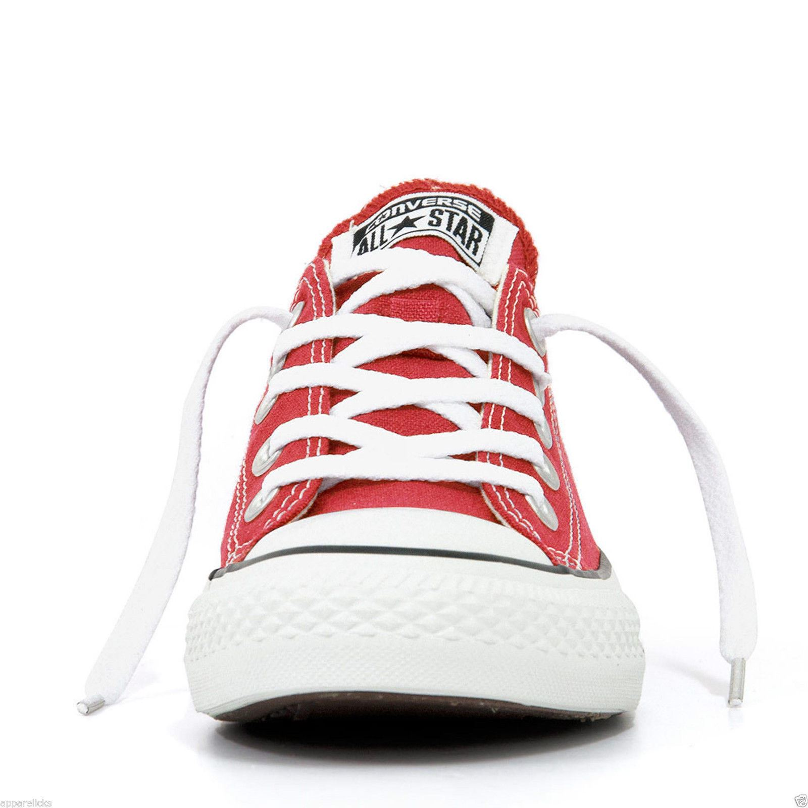 Converse-All-Star-Chuck-Taylor-Mens-Womens-Trainers-Lo-Tops-Pumps-Unisex-Sneaker thumbnail 32