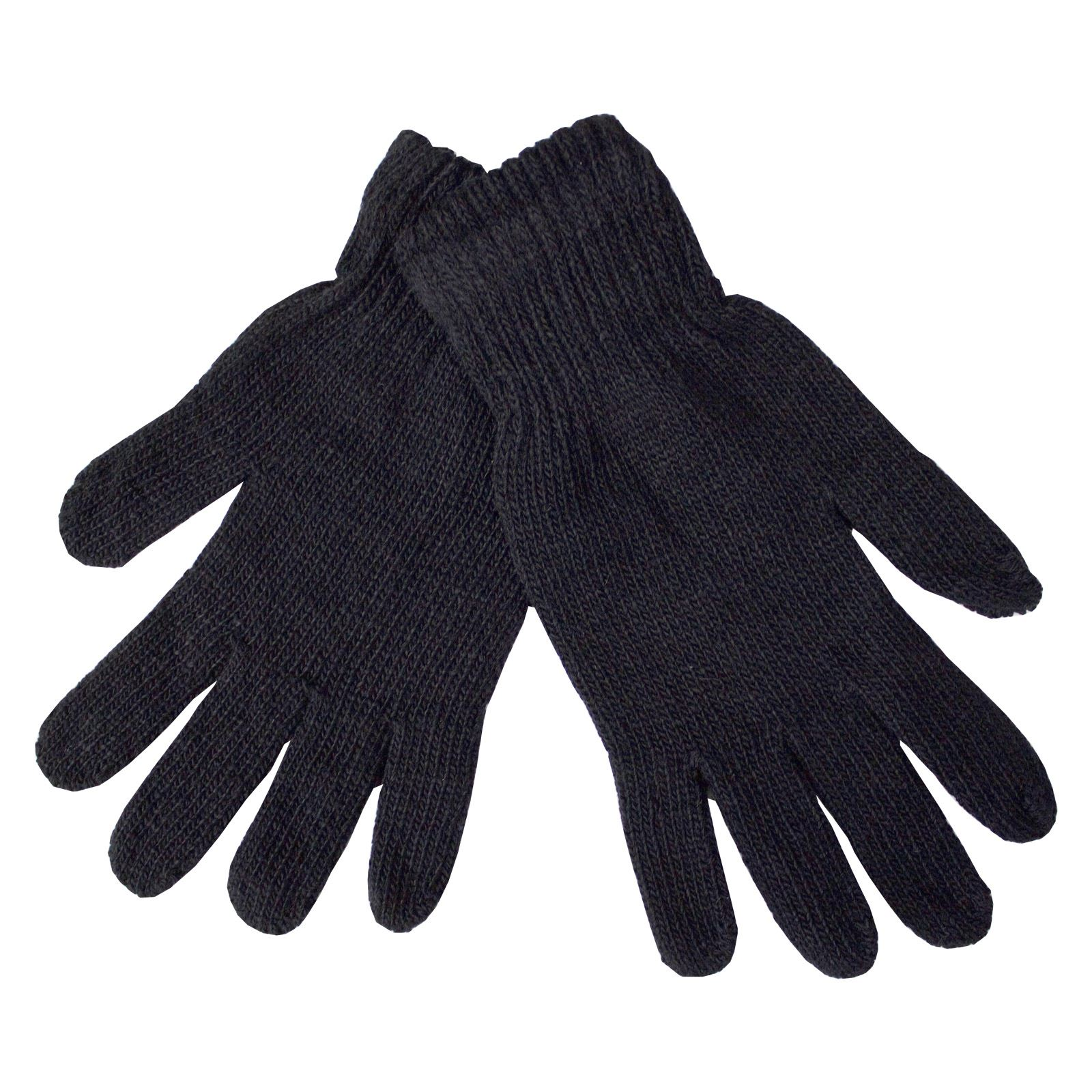 Mens-Thermal-Warm-Heat-Insulator-Glove-Stretch-Knitted-Winter-1-Pair-Of-Gloves