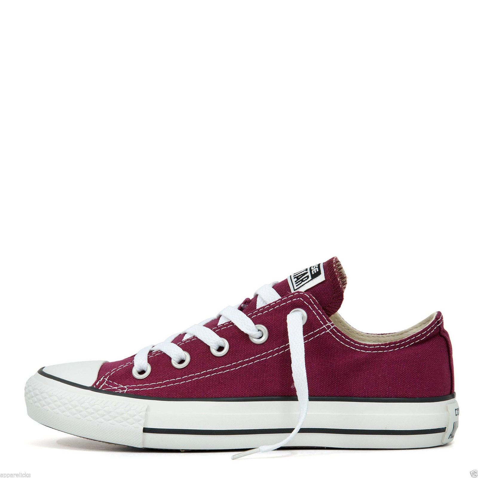 Converse-All-Star-Chuck-Taylor-Mens-Womens-Trainers-Lo-Tops-Pumps-Unisex-Sneaker thumbnail 18