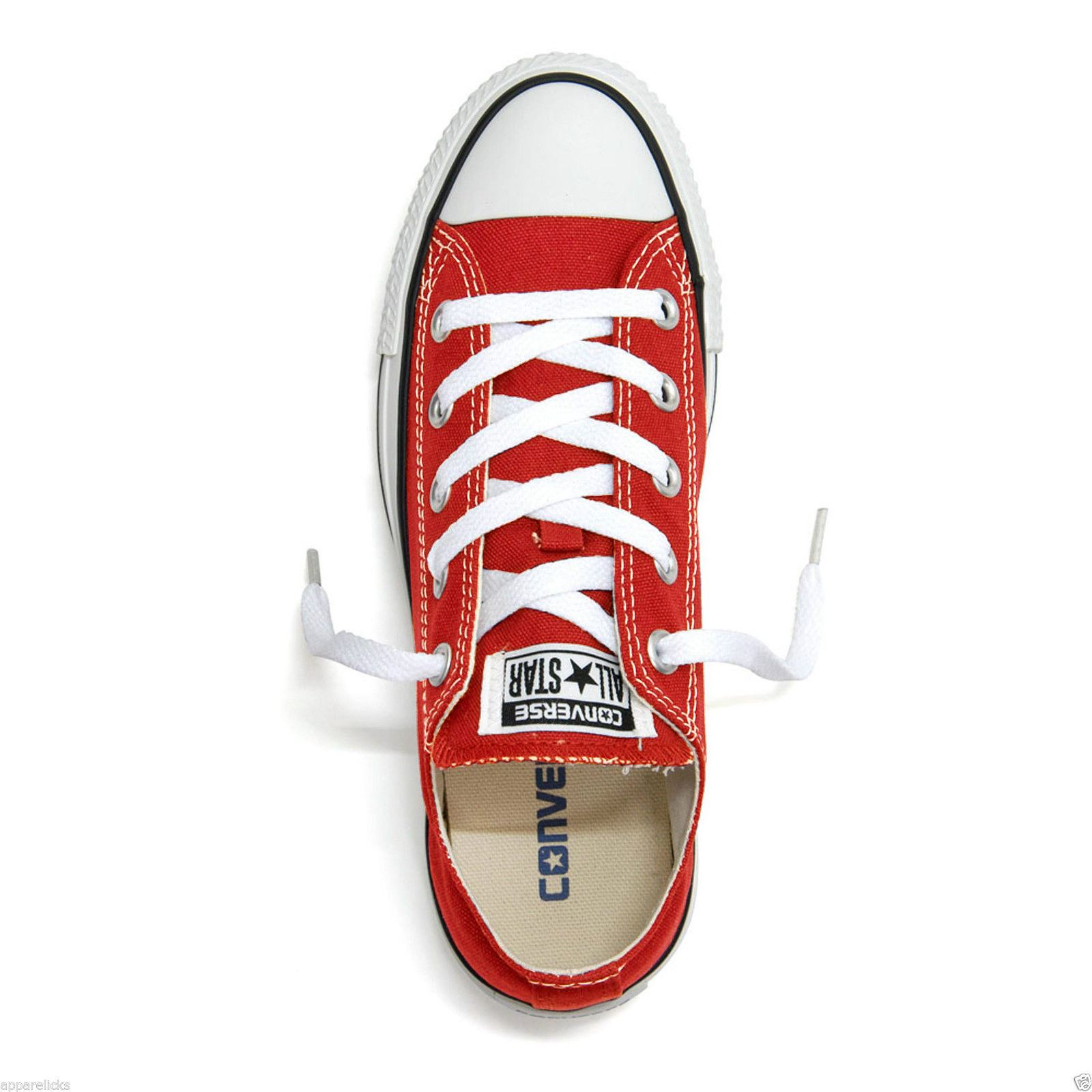 Converse-All-Star-Chuck-Taylor-Mens-Womens-Trainers-Lo-Tops-Pumps-Unisex-Sneaker thumbnail 30